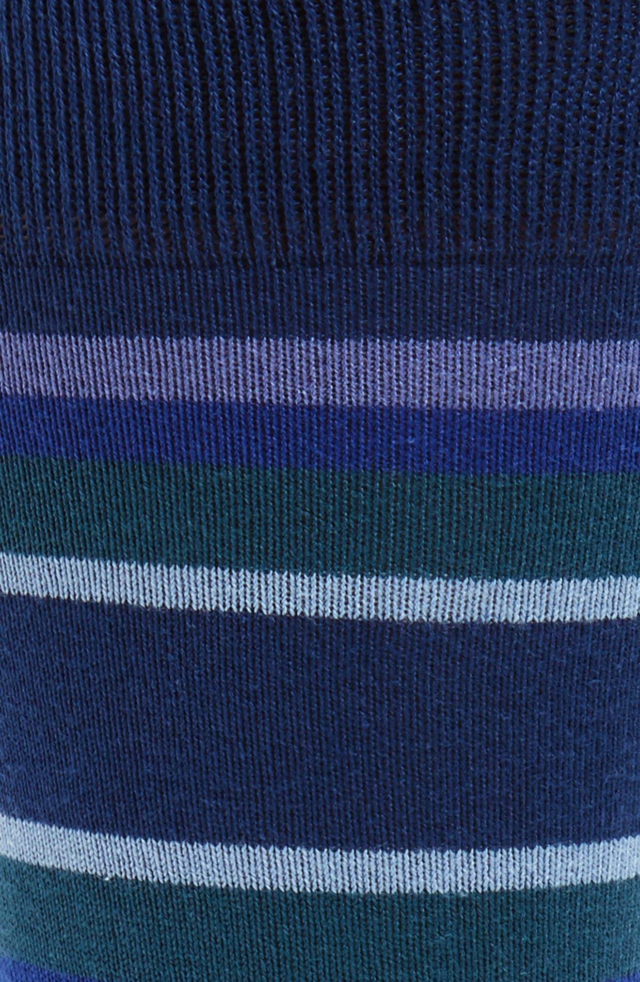 Alternate Image 2  - Paul Smith Lawn Stripe Socks