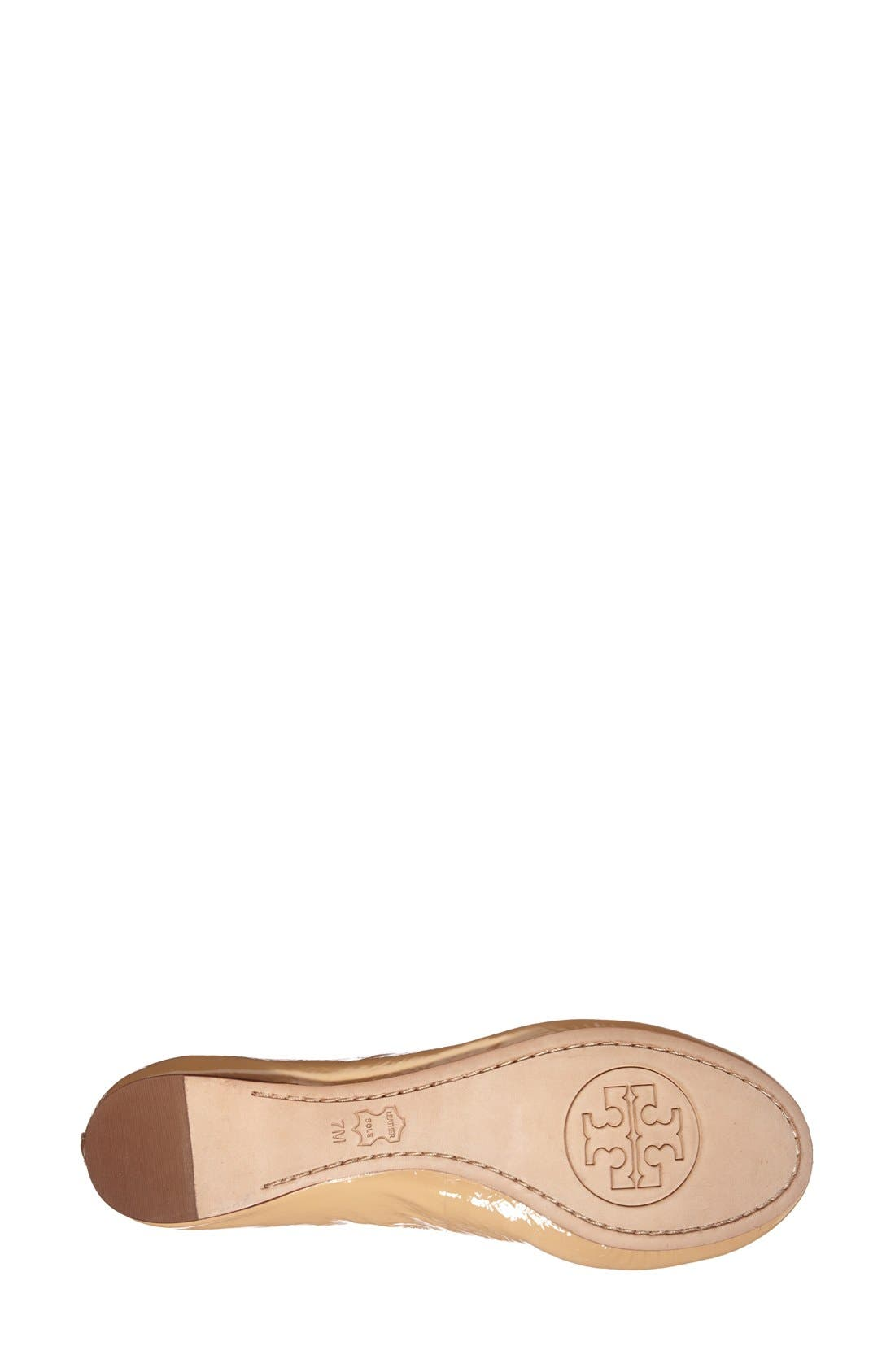 Alternate Image 7  - Tory Burch 'Caroline' Ballerina Flat (Women)