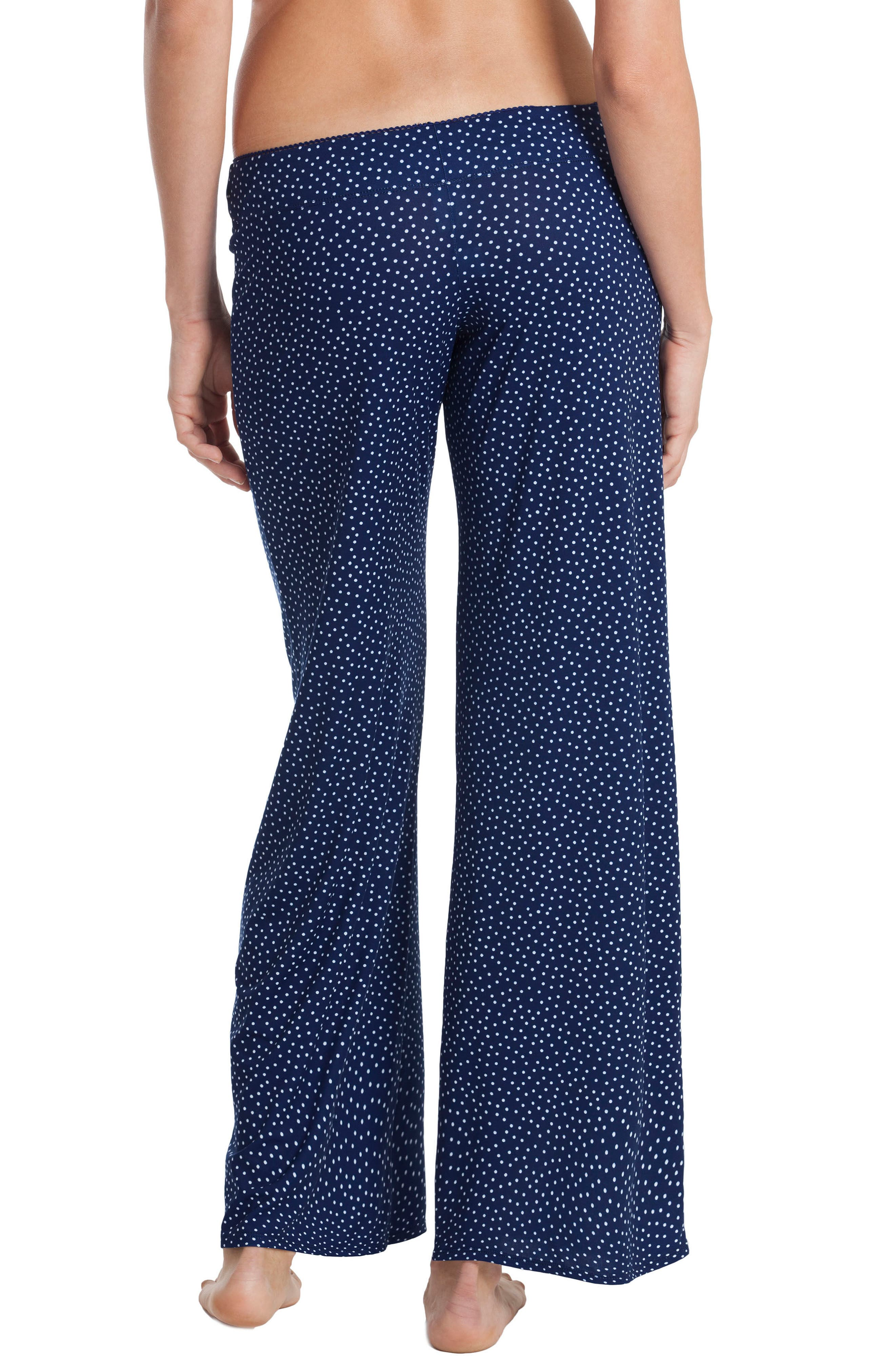 Alternate Image 2  - In Bloom by Jonquil Flare Pants