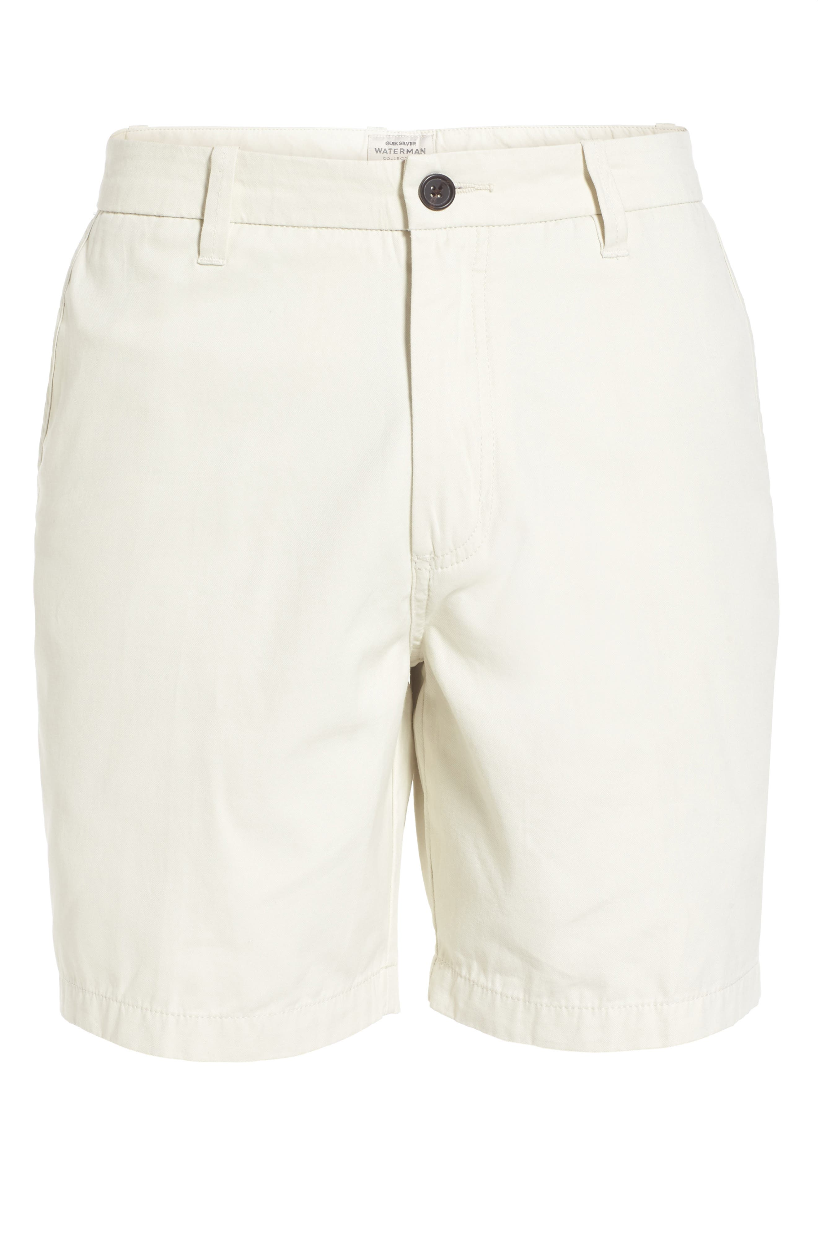 Alternate Image 4  - Quiksilver Waterman Collection Shortie Chino Shorts