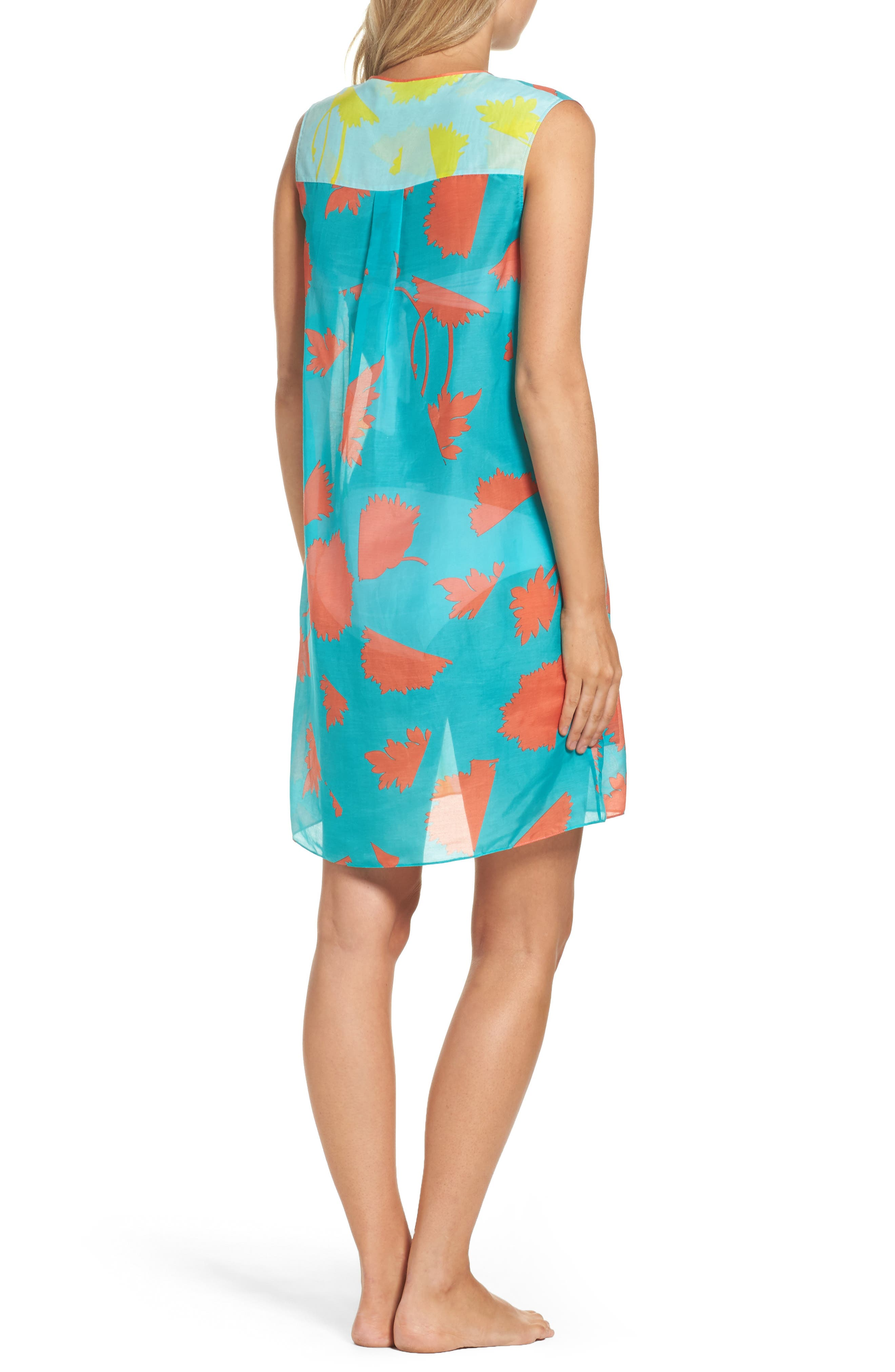 Alternate Image 2  - Diane von Furstenberg Cover-Up Dress