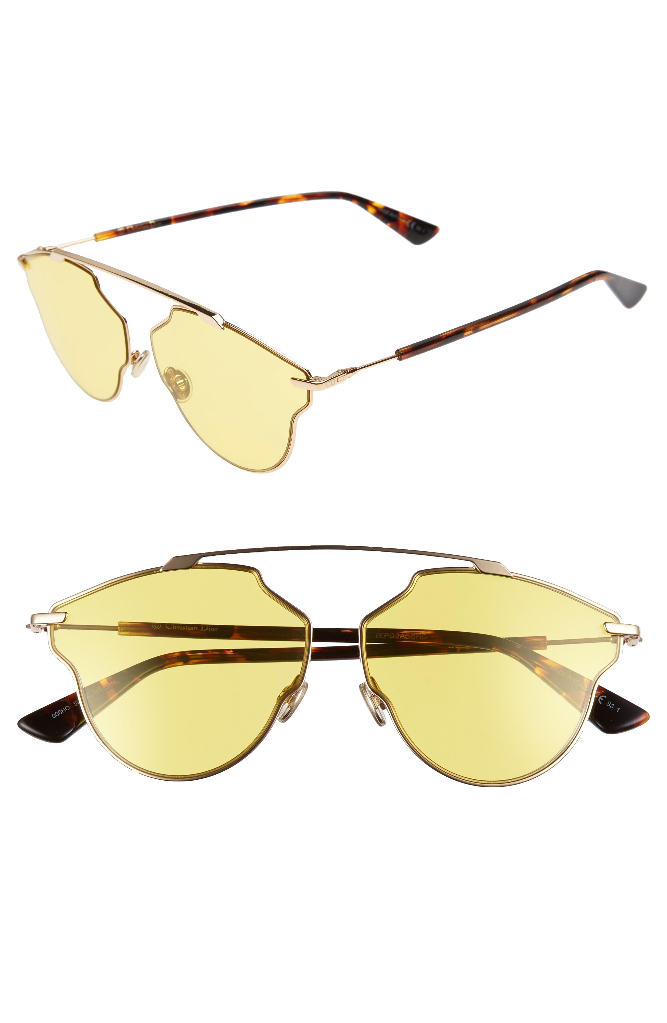 Dior 448 Dior 59mm Sunglasses