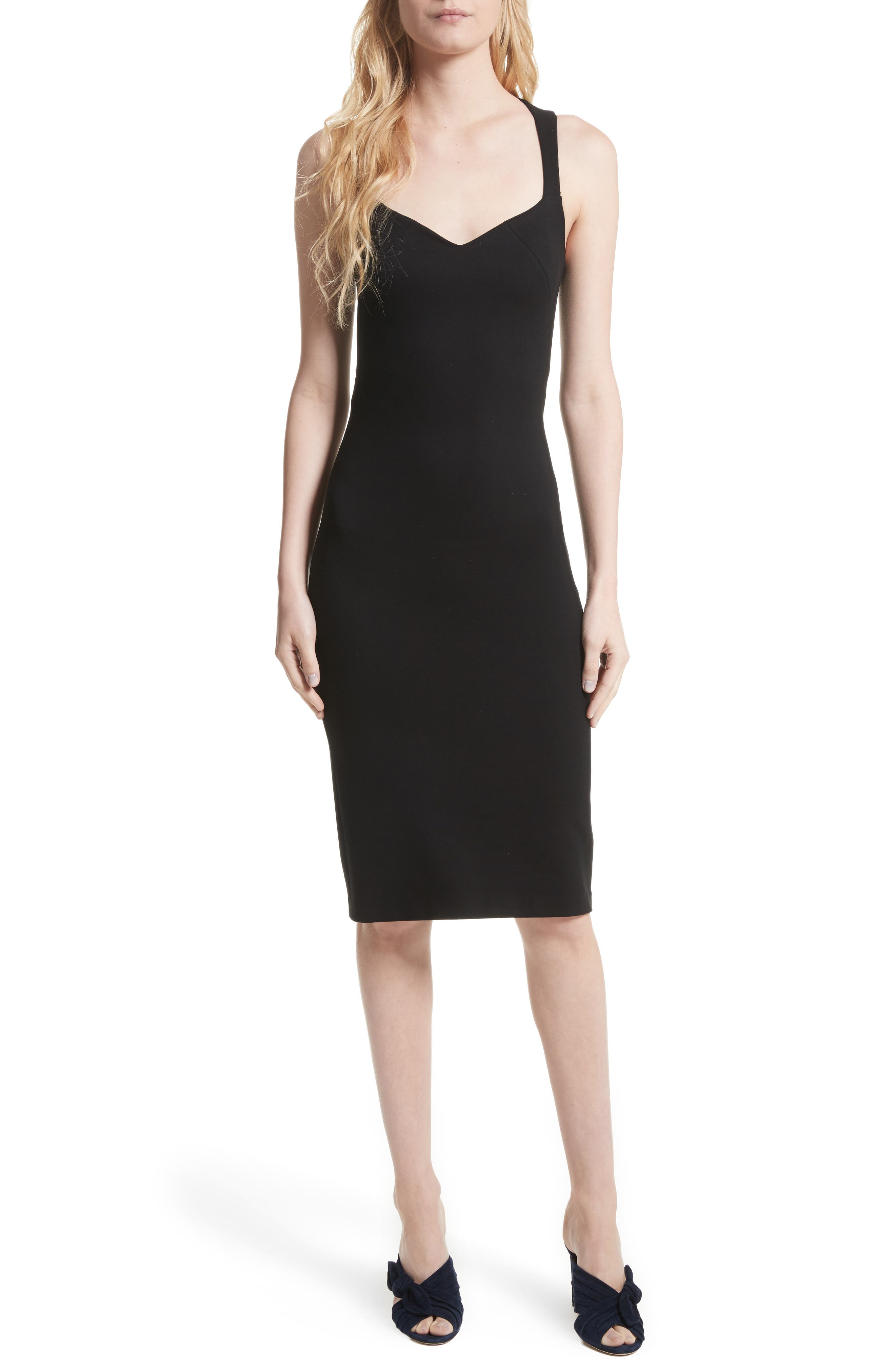 L'AGENCE Emma Body-Con Dress