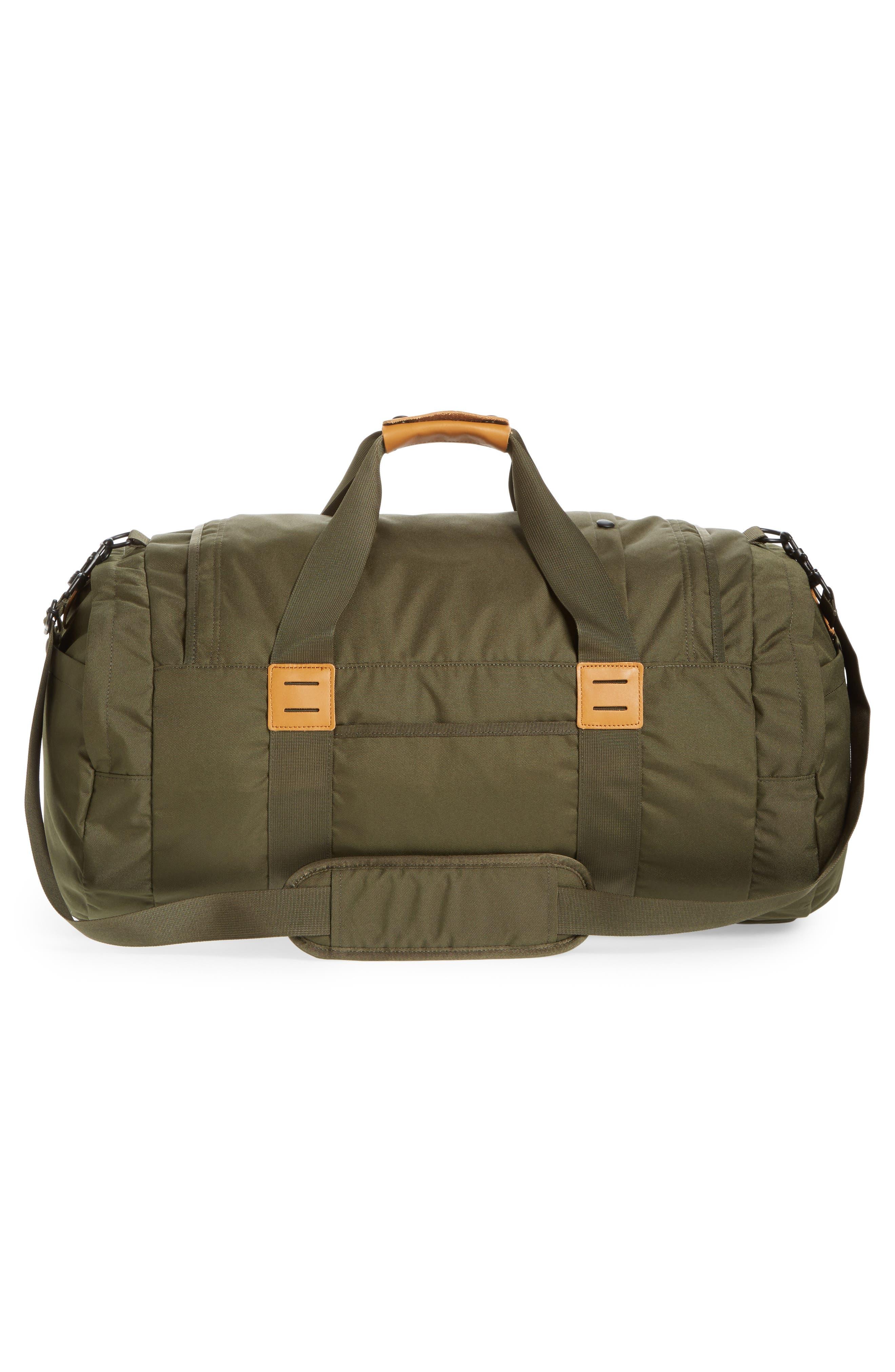 Arc Duffel Bag,                             Alternate thumbnail 3, color,                             Olive