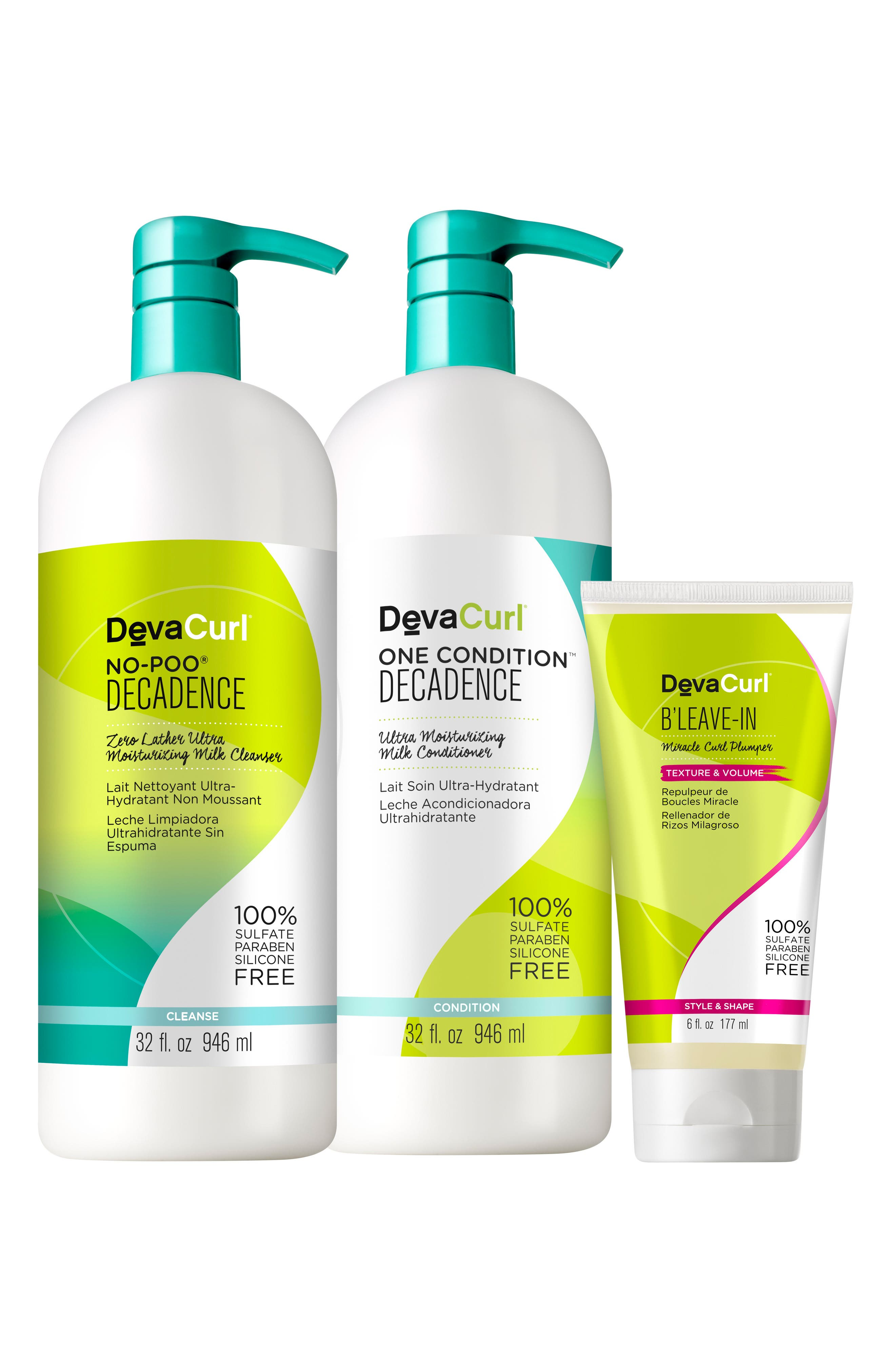 DevaCurl Dream Big Super Curly Edition Collection ($108 Value)