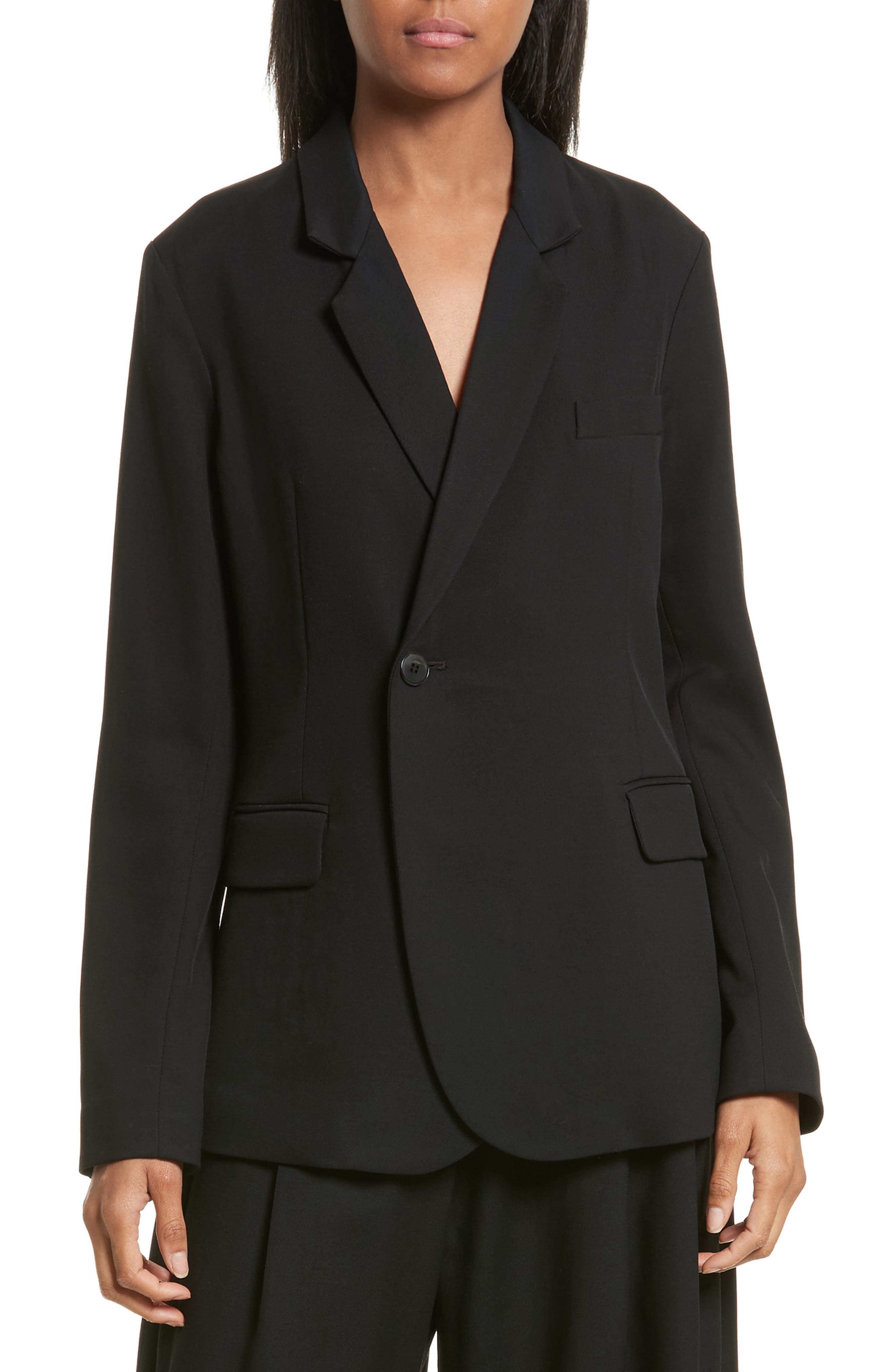 Classon Jacket,                             Main thumbnail 1, color,                             Black