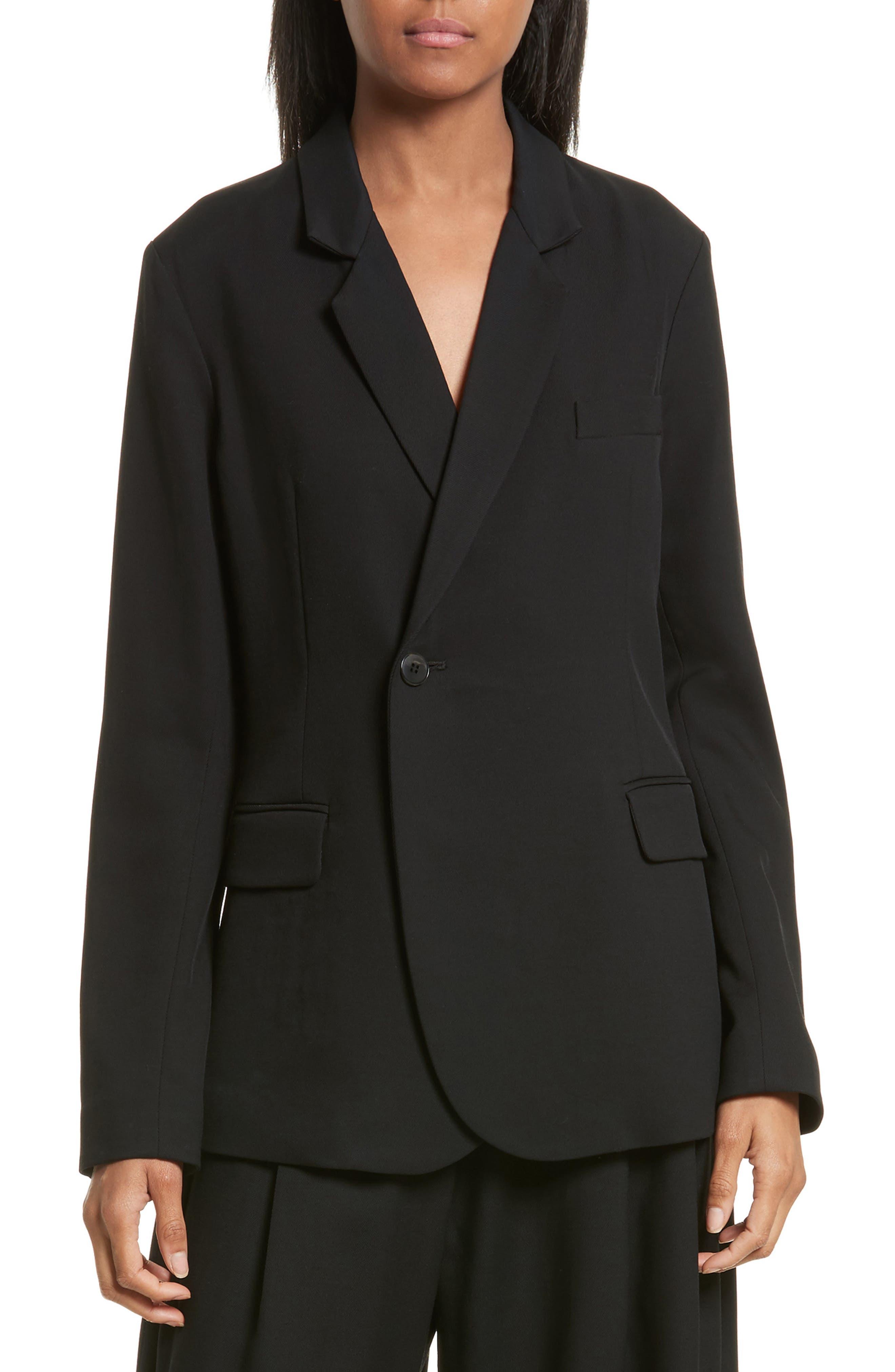 Classon Jacket,                         Main,                         color, Black