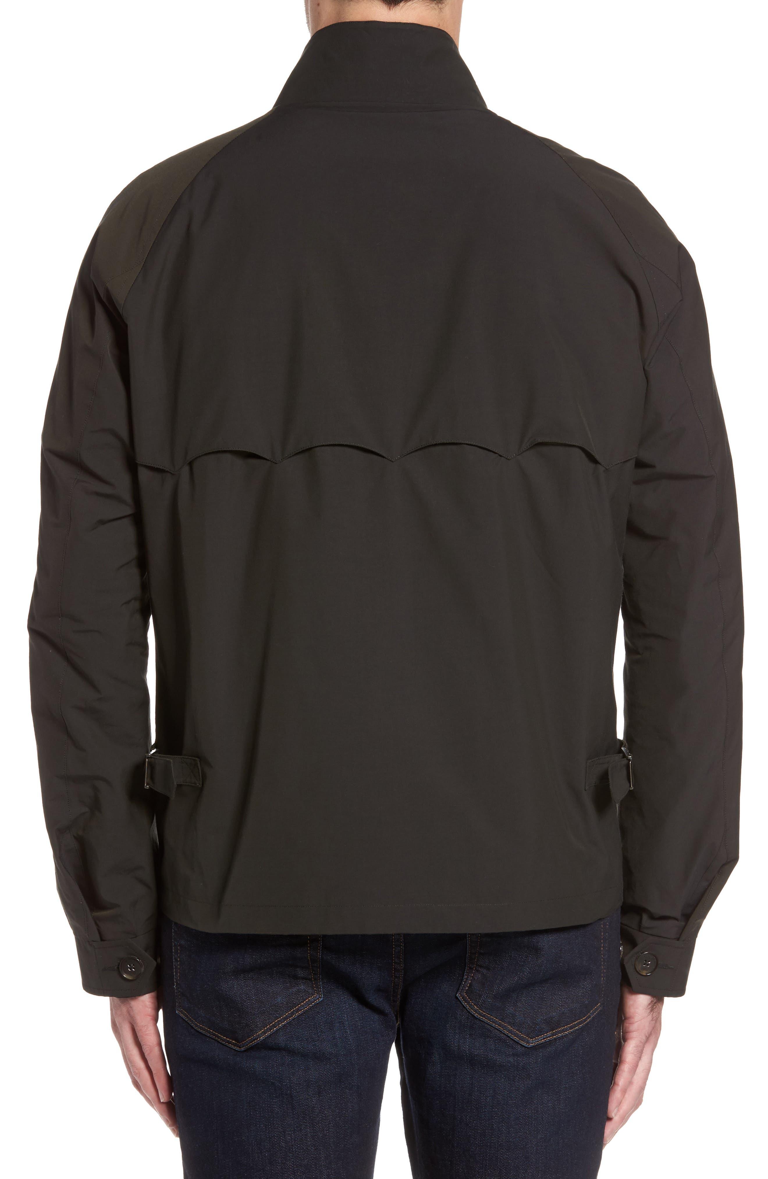 Alternate Image 2  - Baracuta G4 Water Repellent Harrington Jacket