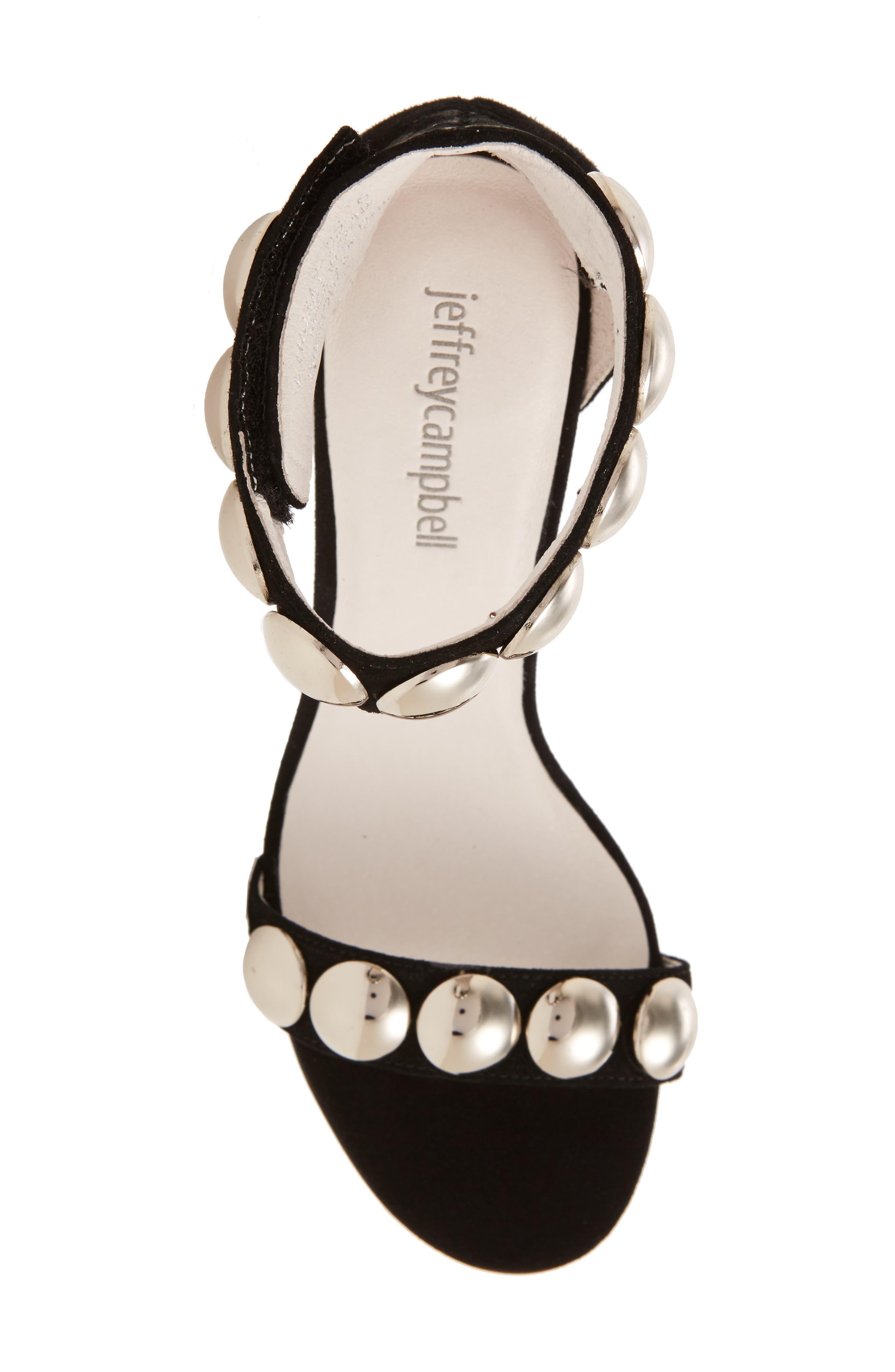 Alternate Image 5  - Jeffrey Campbell Lindsay Dome Studded Sandal (Women)