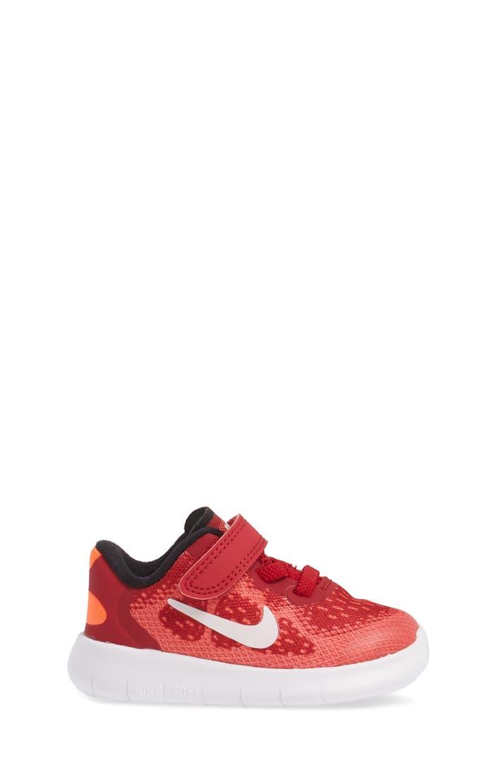 online store 5caaa 46b1d ... Nike Free RN 2017 Sneaker (Baby, Walker, Toddler Little Kid) Nordstrom  ...