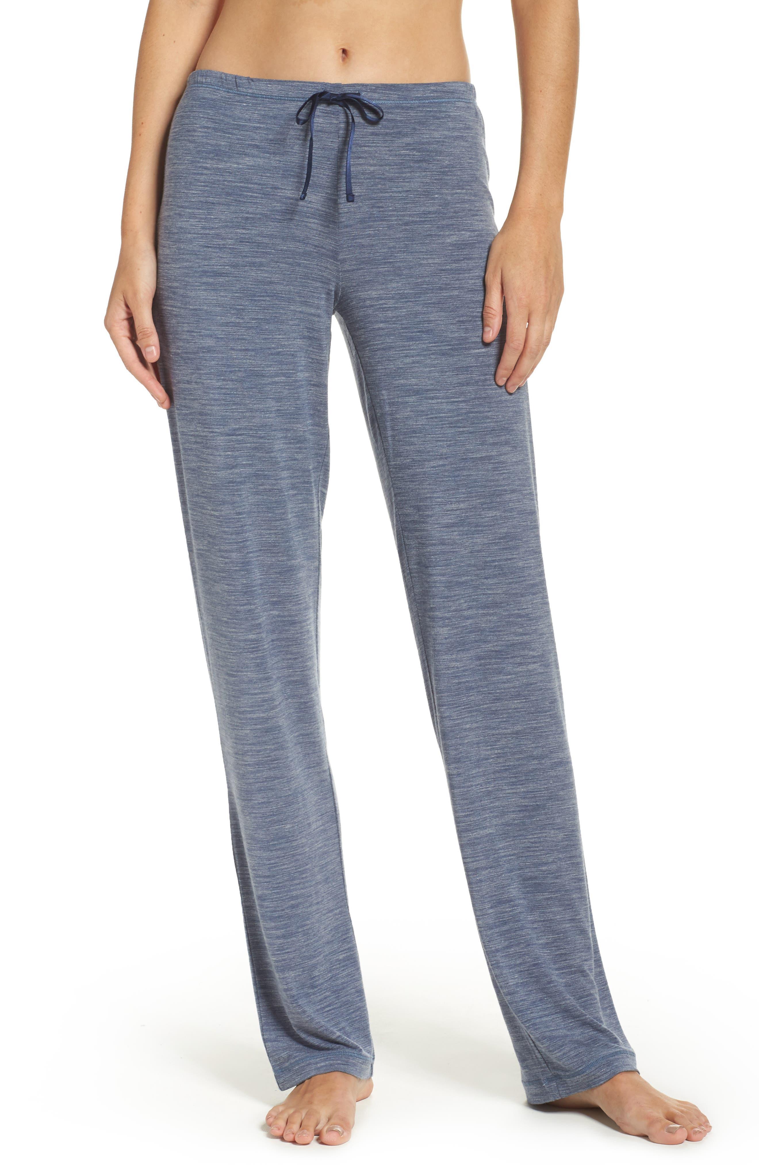 'City Essentials' Pants,                         Main,                         color, Blue Prt