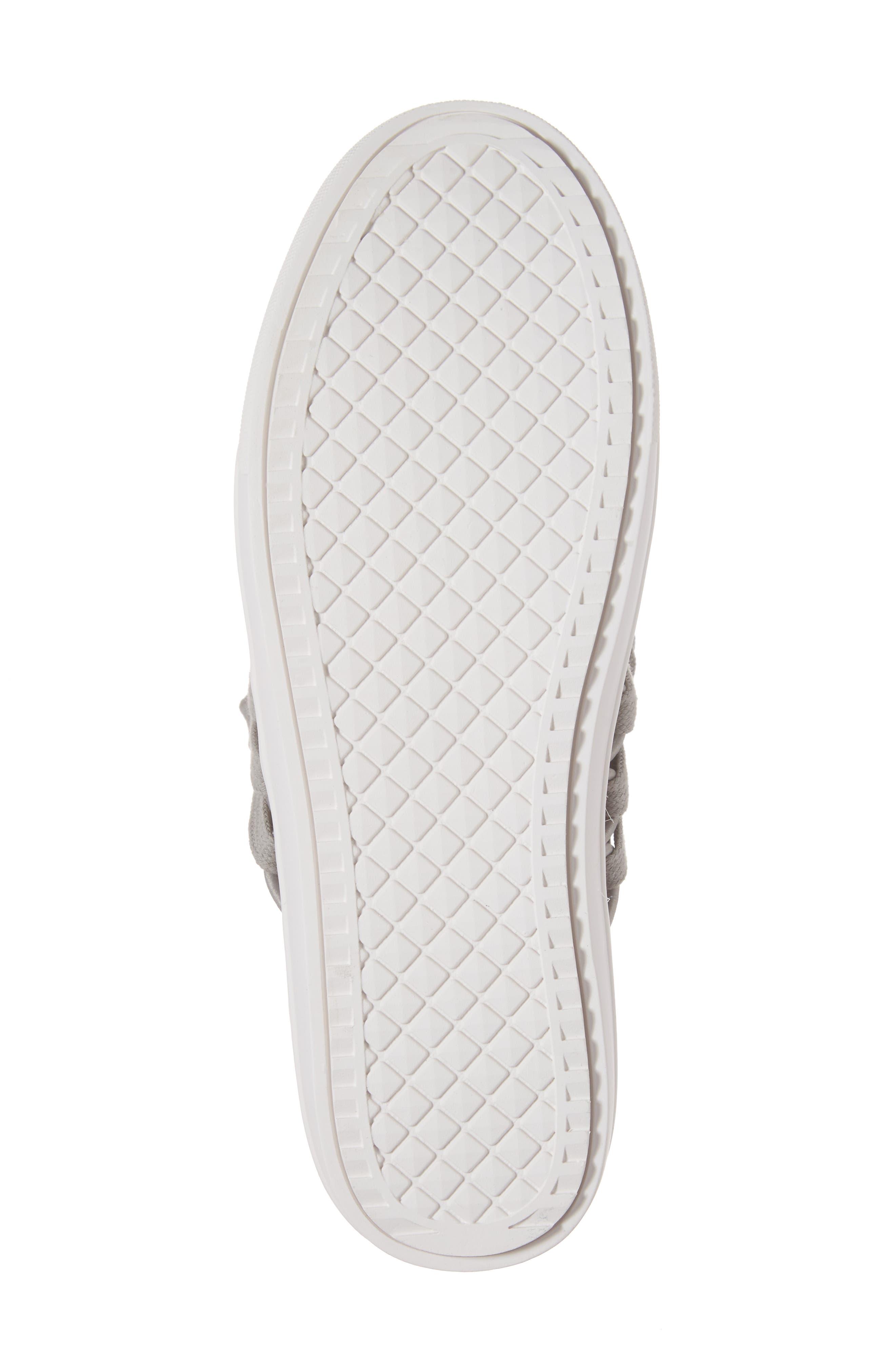 Alternate Image 6  - Steve Madden Lancer Sneaker (Women)