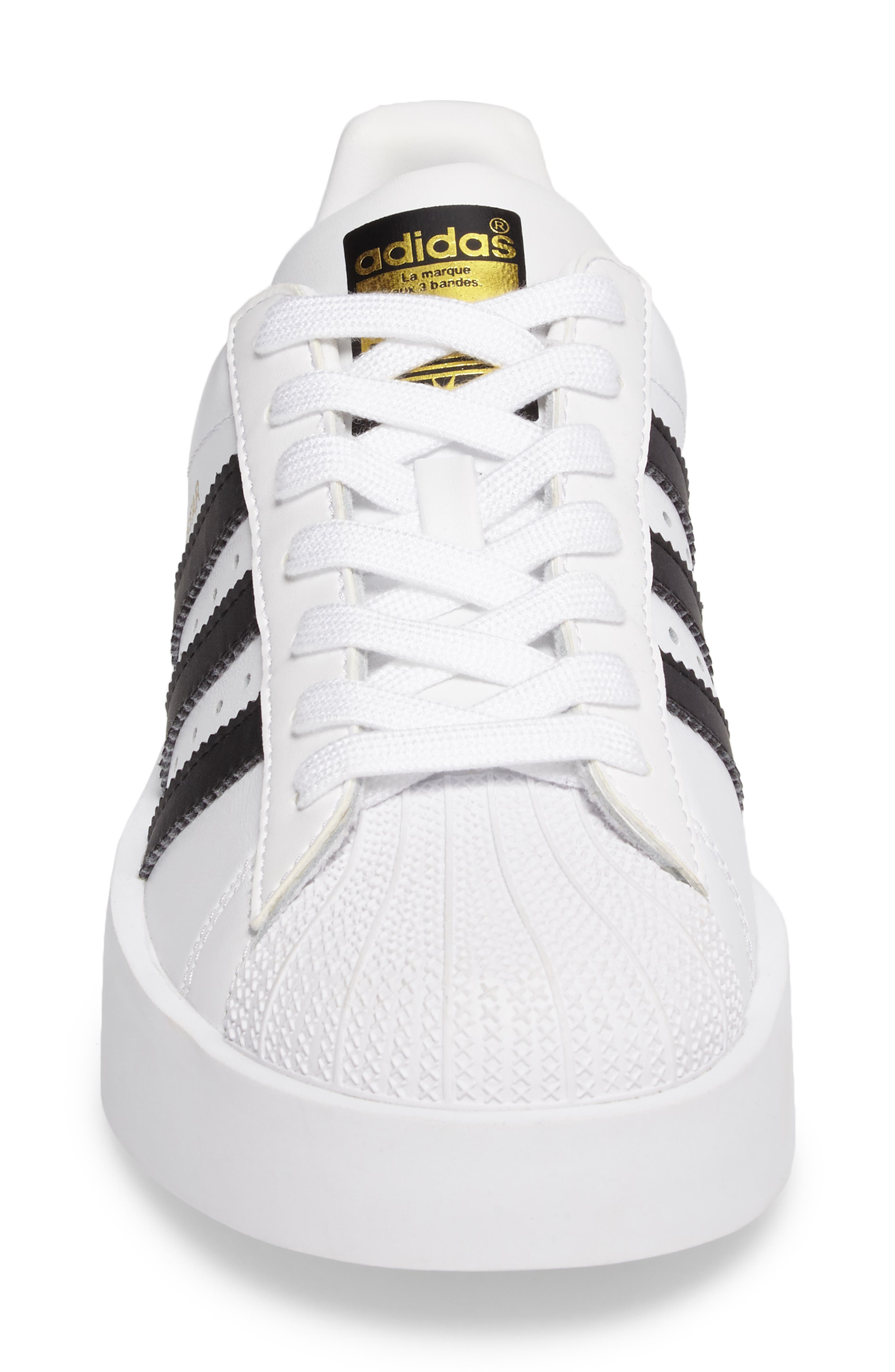 Alternate Image 4  - adidas Superstar Bold Platform Sneaker (Women)