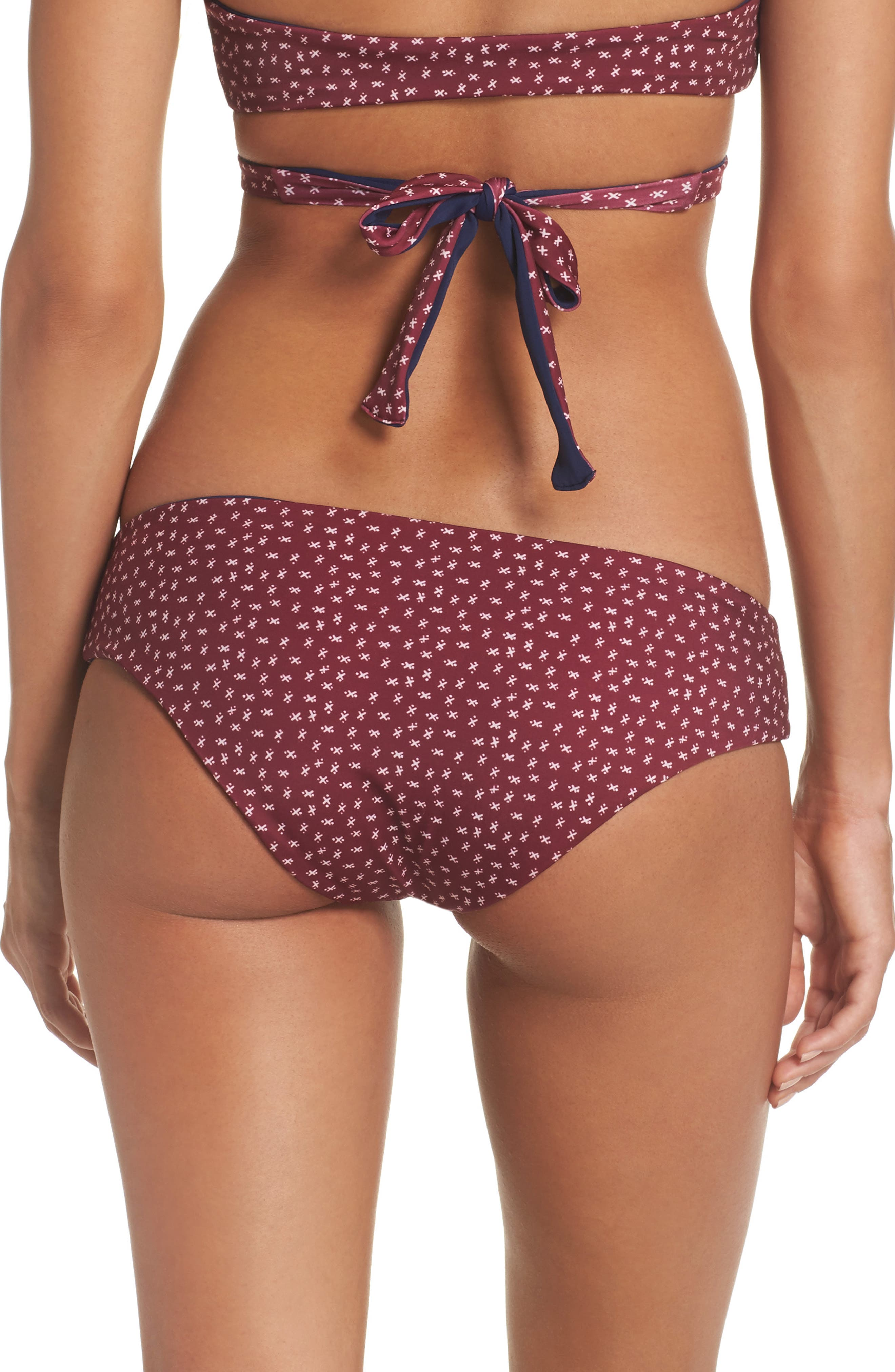 Leith Reversible Hipster Bikini Bottoms
