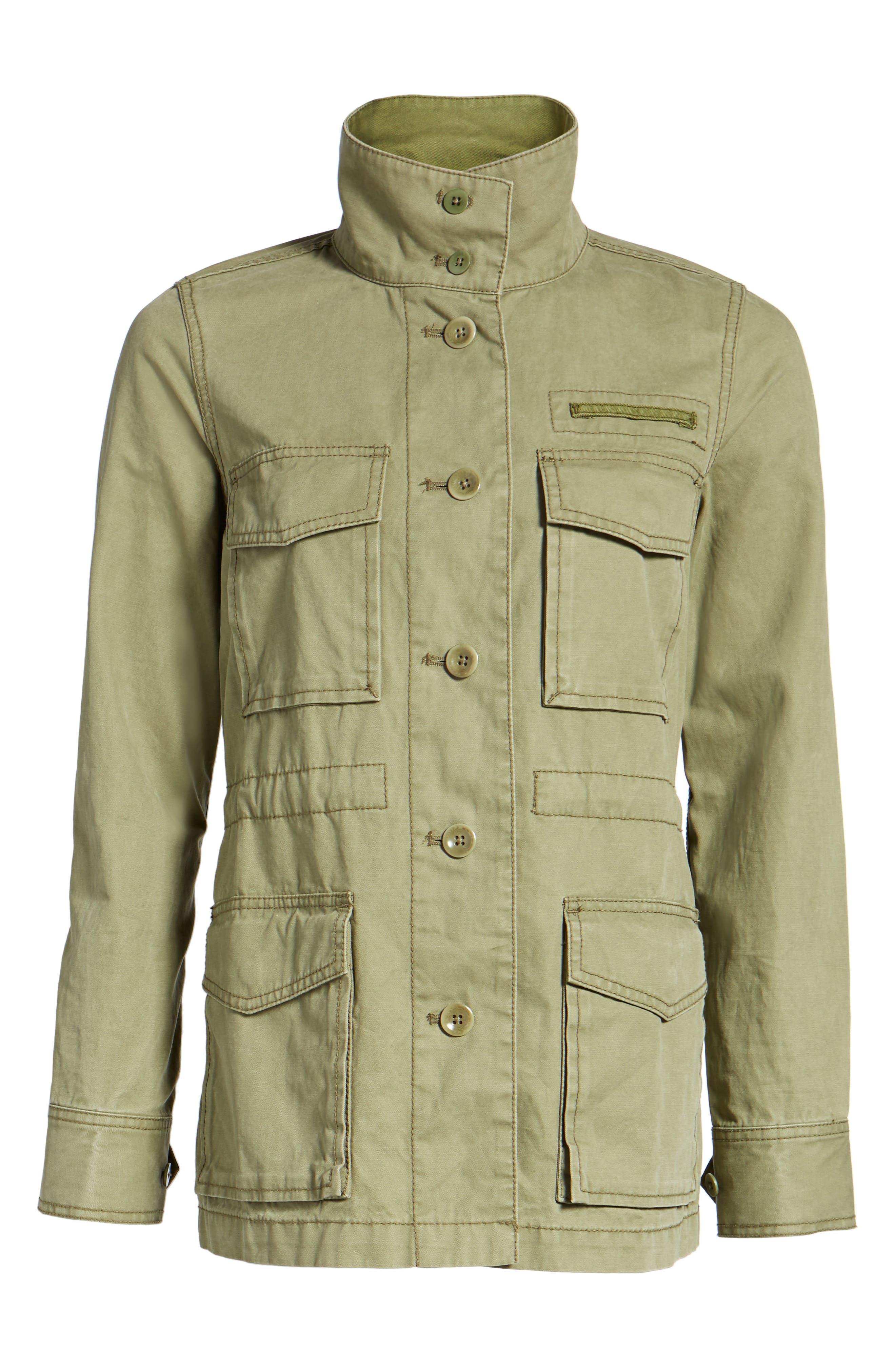 Alternate Image 7  - Madewell Catskills Jacket