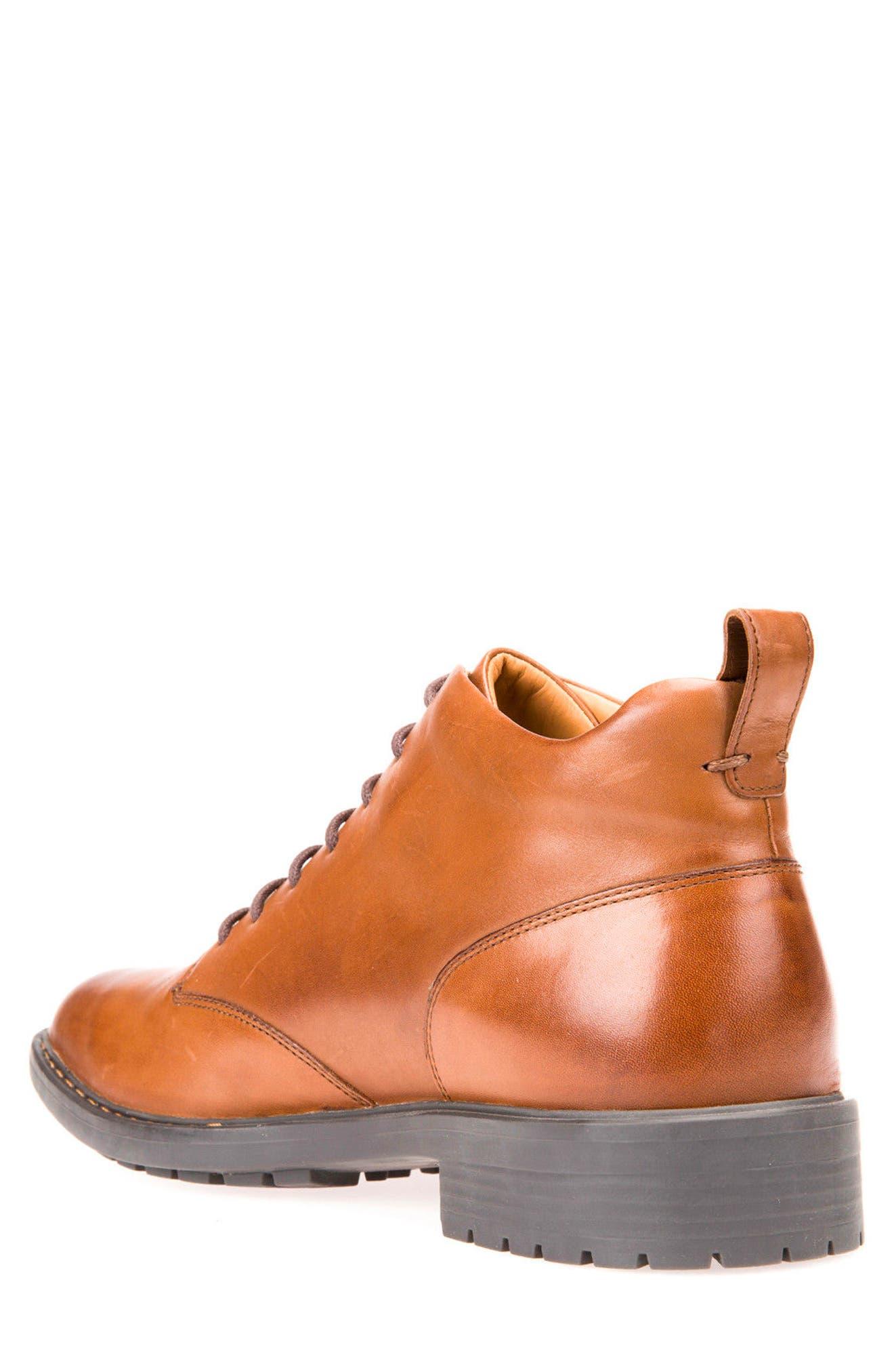 Alternate Image 2  - Geox Kapsian Plain Toe Boot (Men)