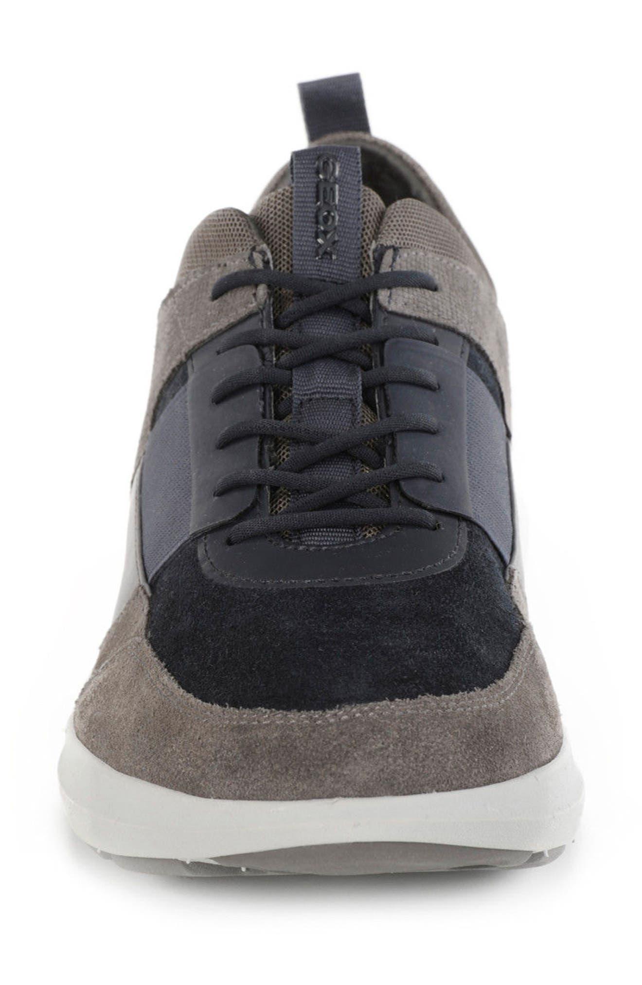 Traccia 5 Sneaker,                             Alternate thumbnail 4, color,                             Navy/ Anthracite