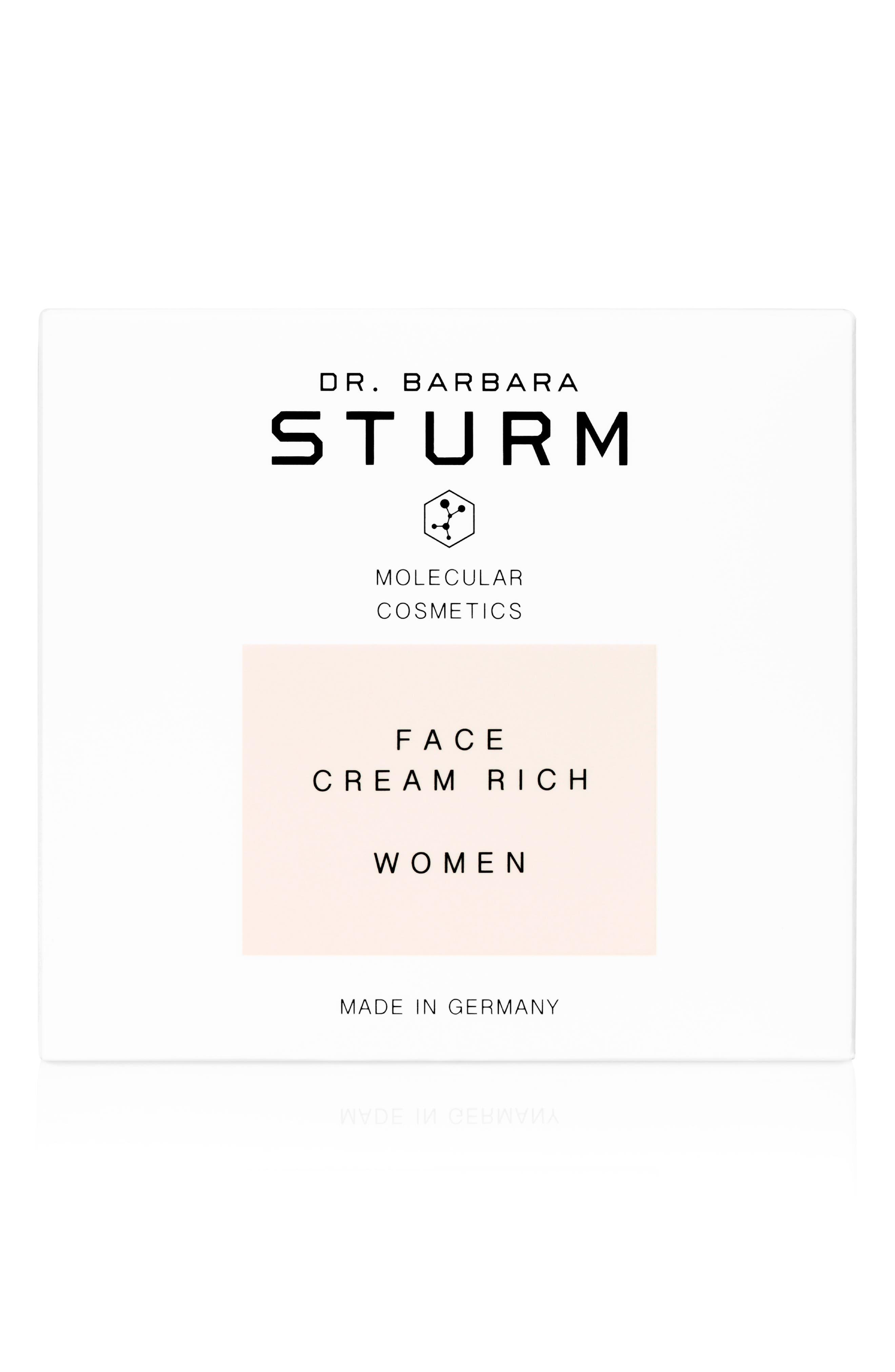 Alternate Image 2  - Dr. Barbara Sturm Face Cream Rich for Women