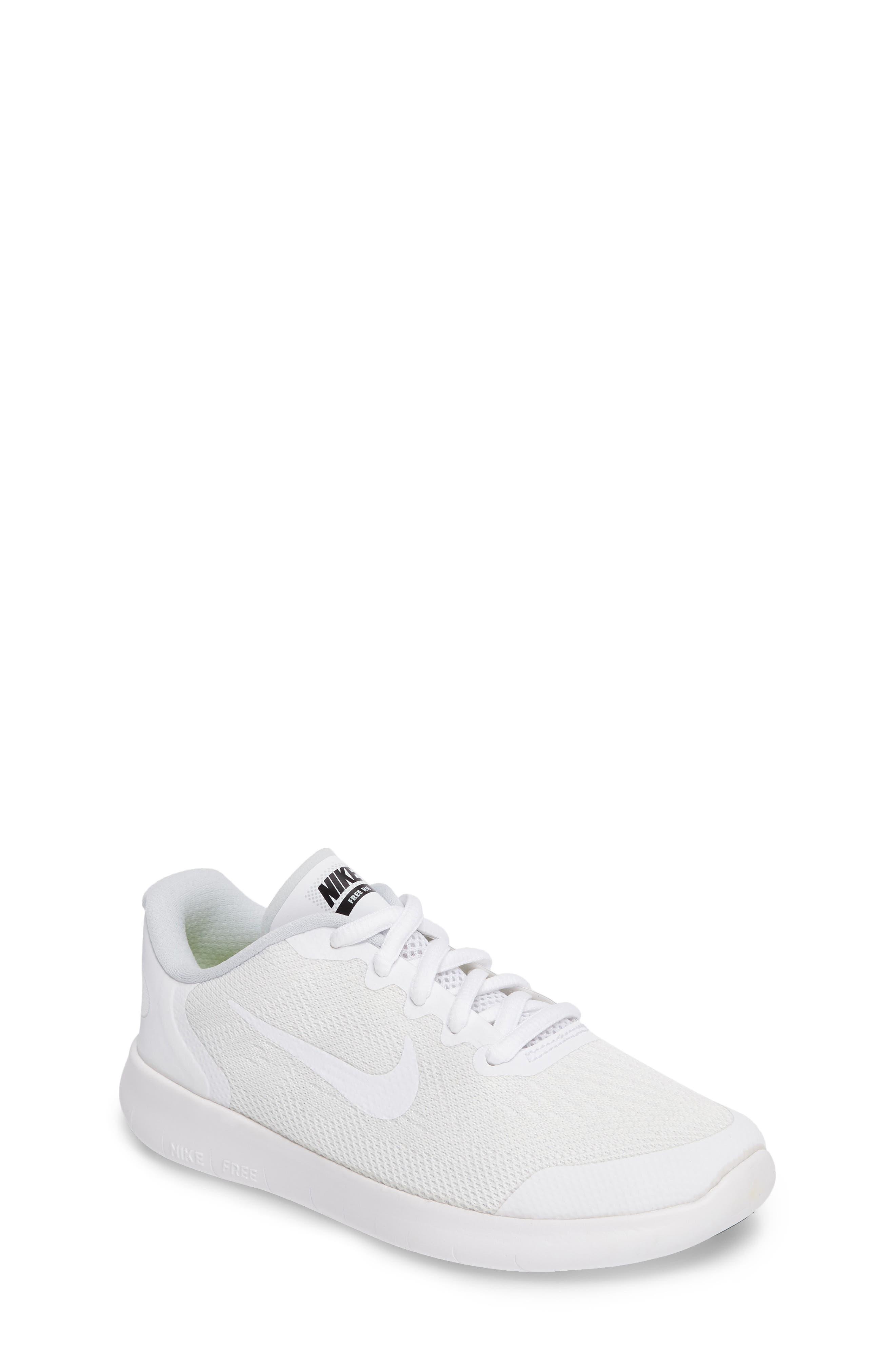 Main Image - Nike Free RN Running Shoe (Toddler, Little Kid & Big Kid)