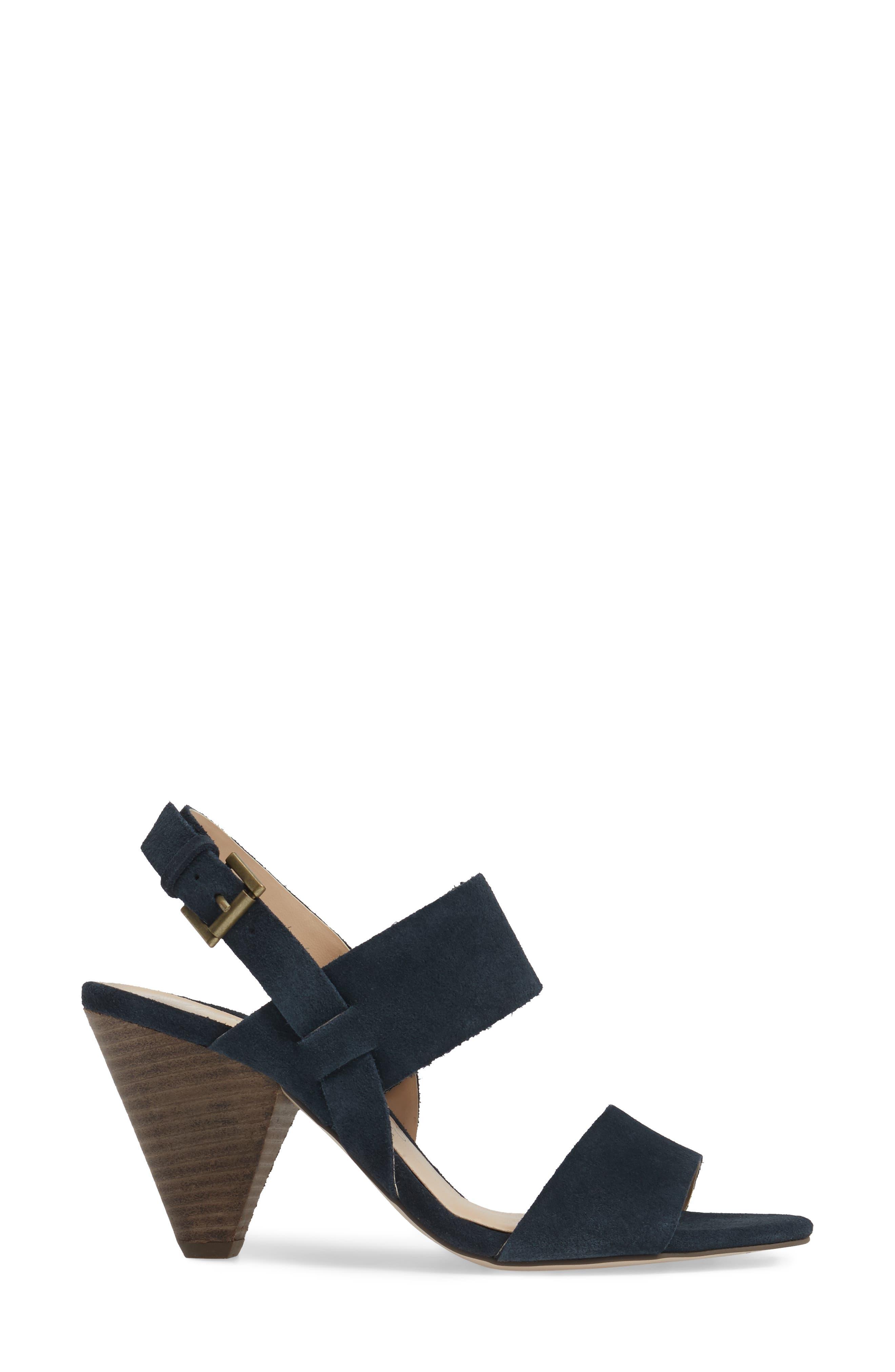 Alternate Image 3  - Sole Society Valor Cone Heel Sandal (Women)