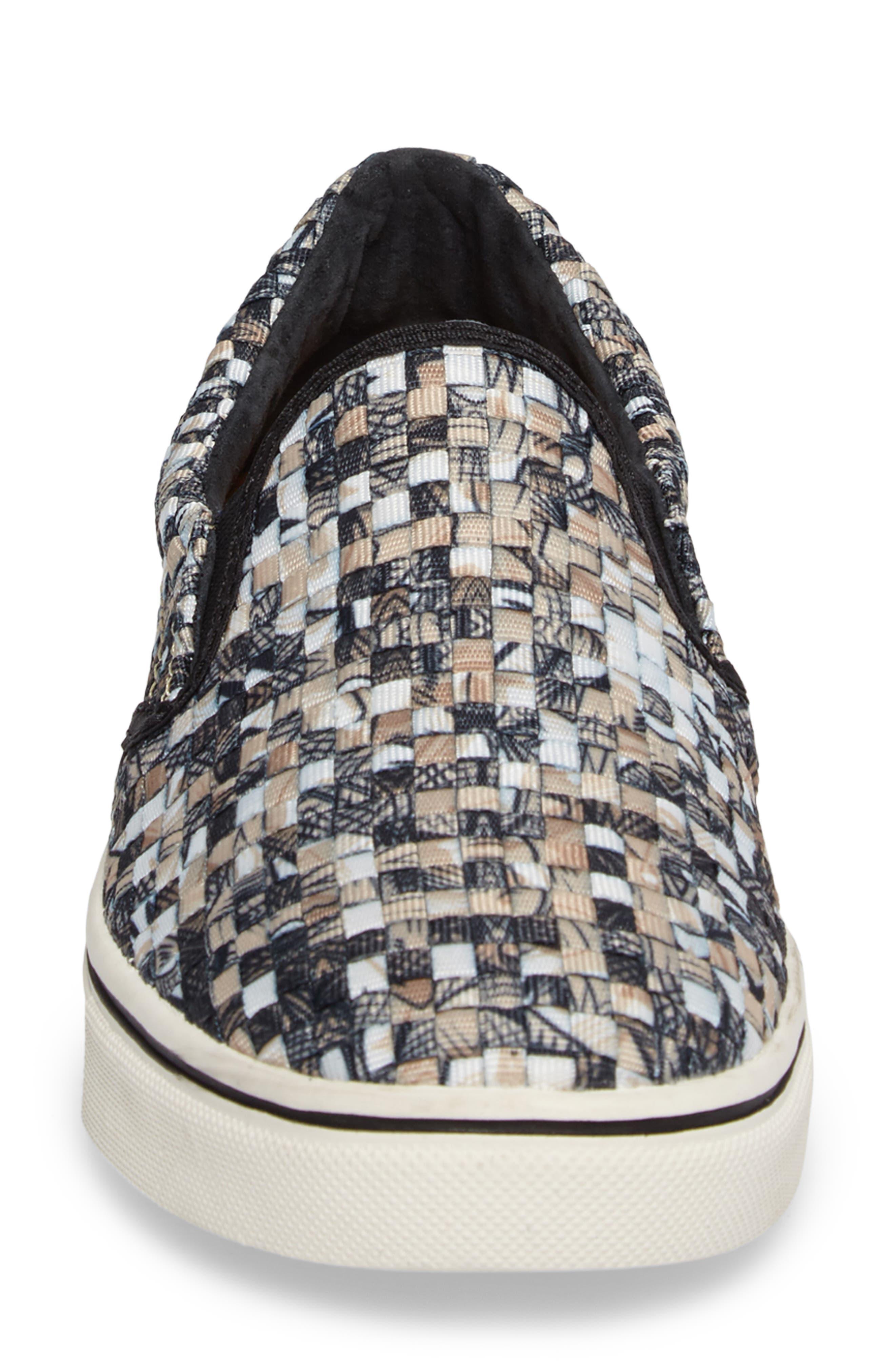 Alternate Image 4  - bernie mev. 'Verona' Slip-On Sneaker (Women)
