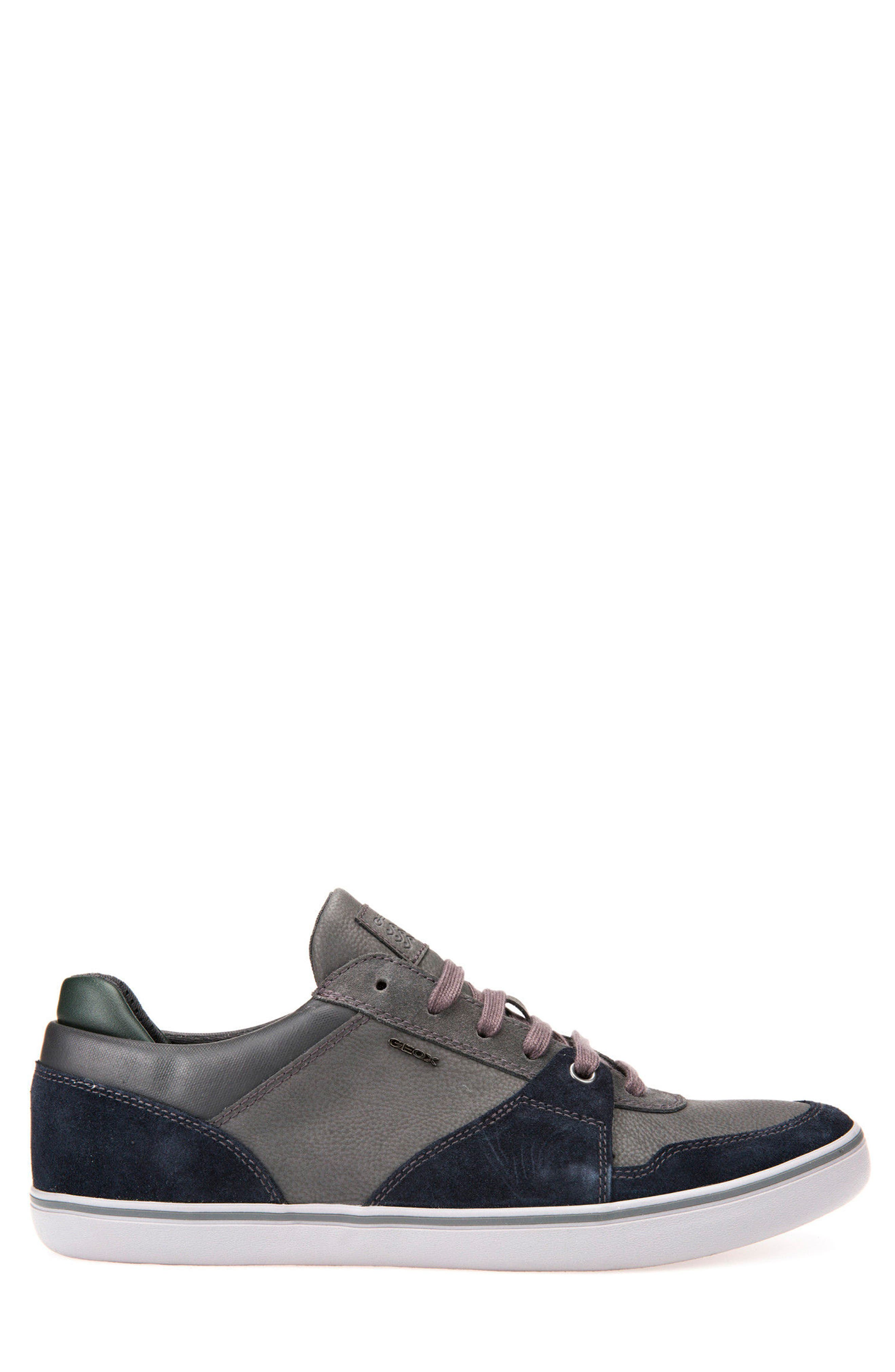 Box 26 Low Top Sneaker,                             Alternate thumbnail 3, color,                             Navy/ Anthracite