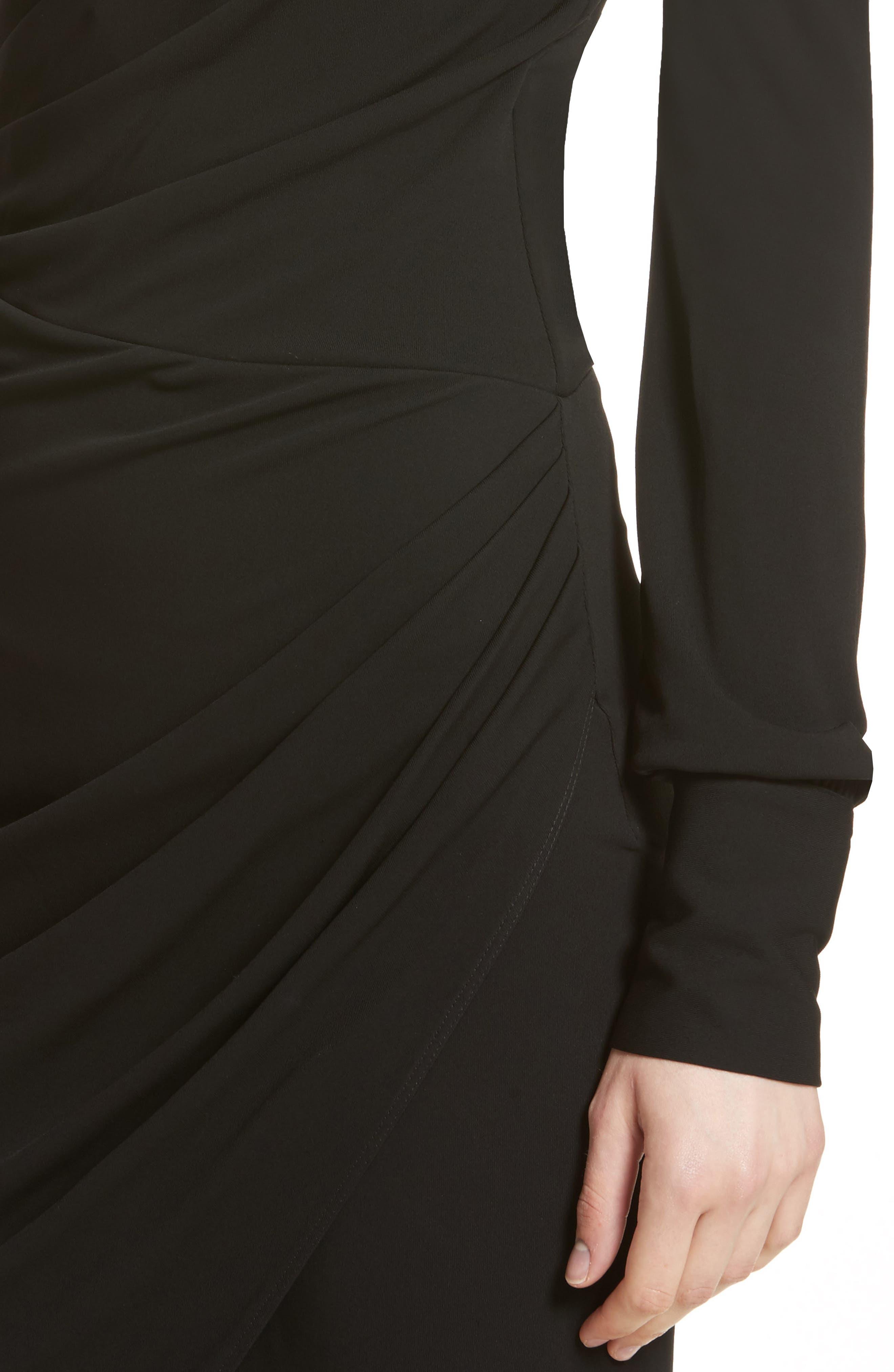 Alternate Image 6  - Michael Kors Stretch Jersey Wrap Dress