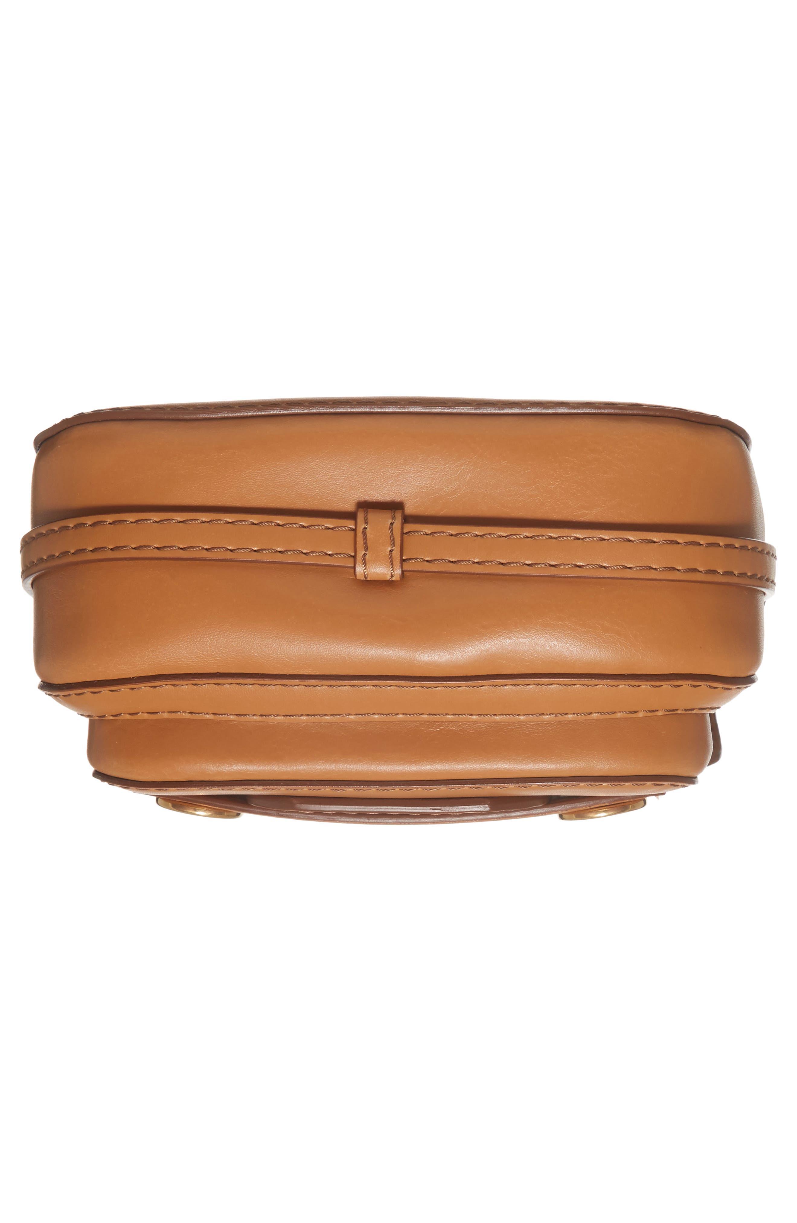 Alternate Image 6  - Stella McCartney Textured Faux Leather Crossbody Bag