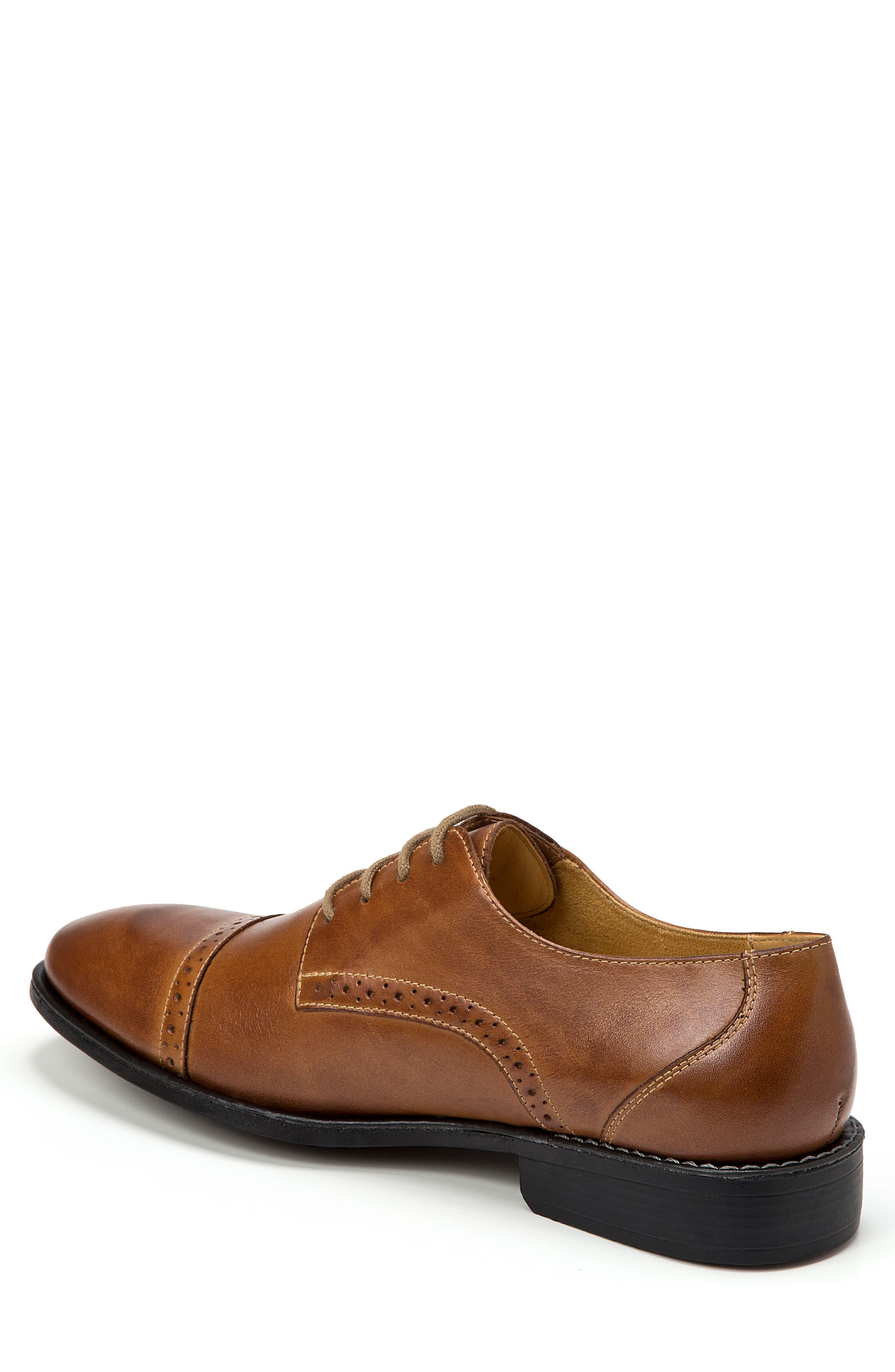 Elbert Cap Toe Derby,                             Alternate thumbnail 2, color,                             Tan