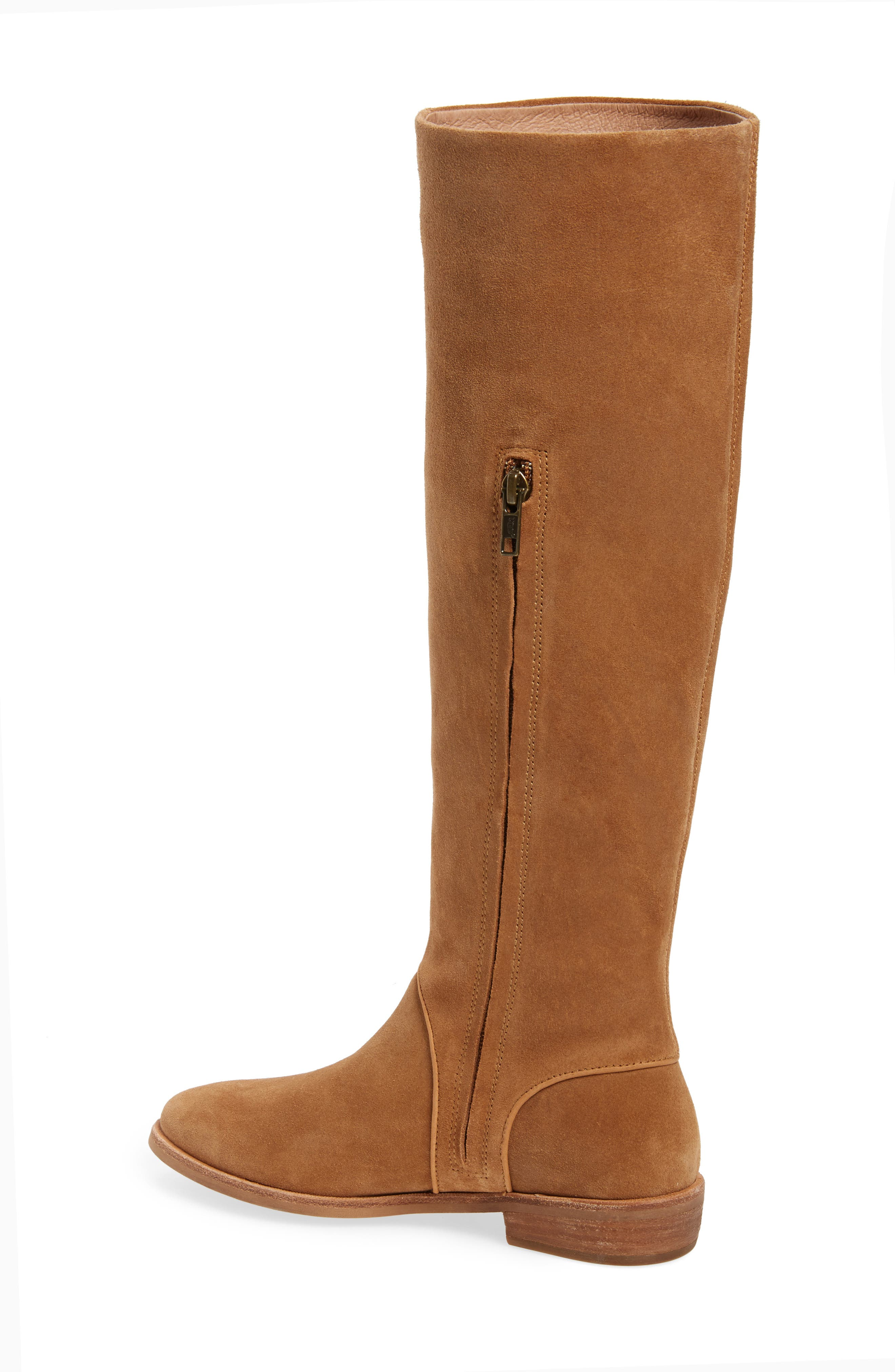 Alternate Image 2  - UGG® Daley Tall Boot (Women)
