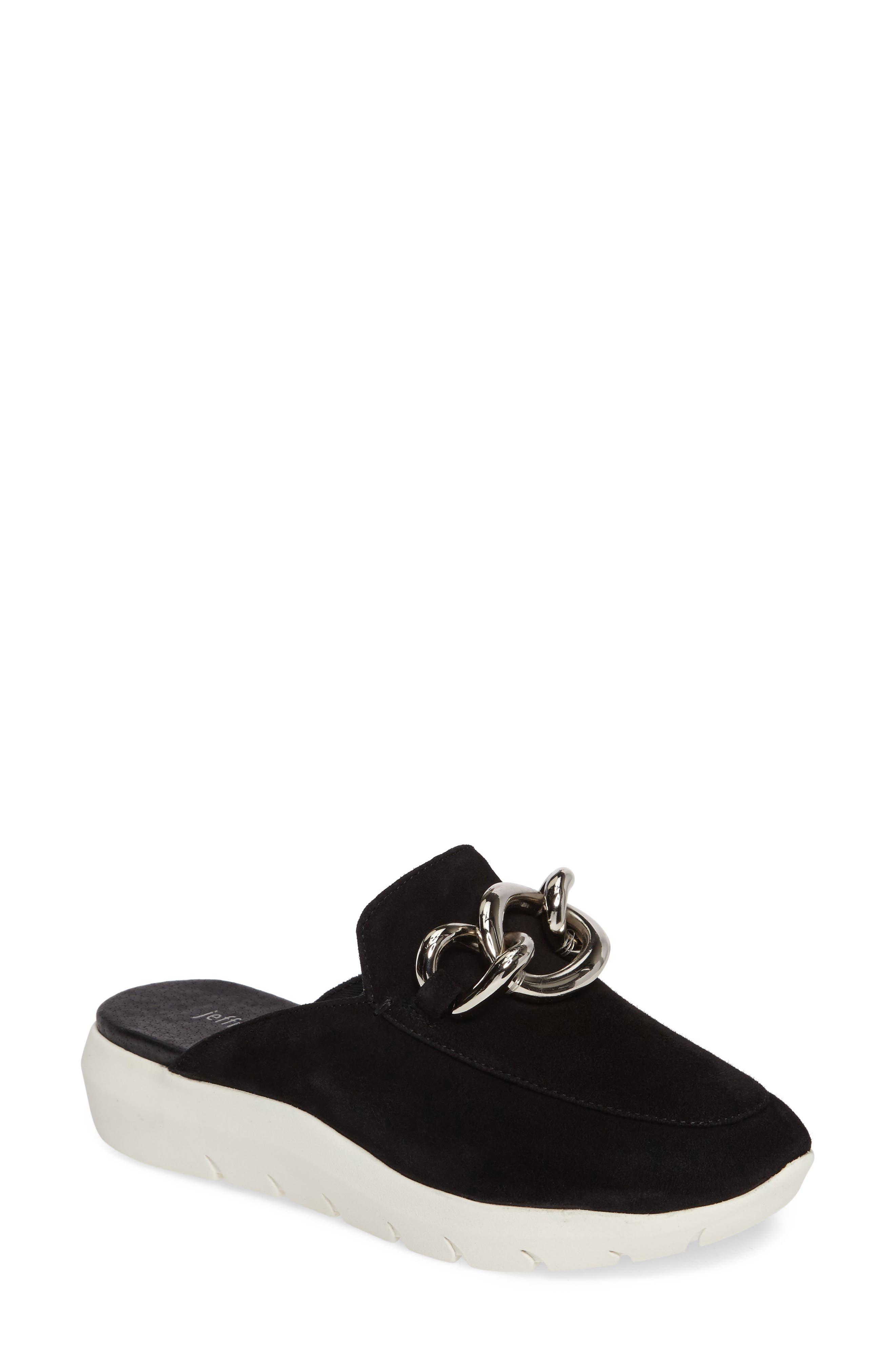 JEFFREY CAMPBELL Tibow Platform Slide Sneaker