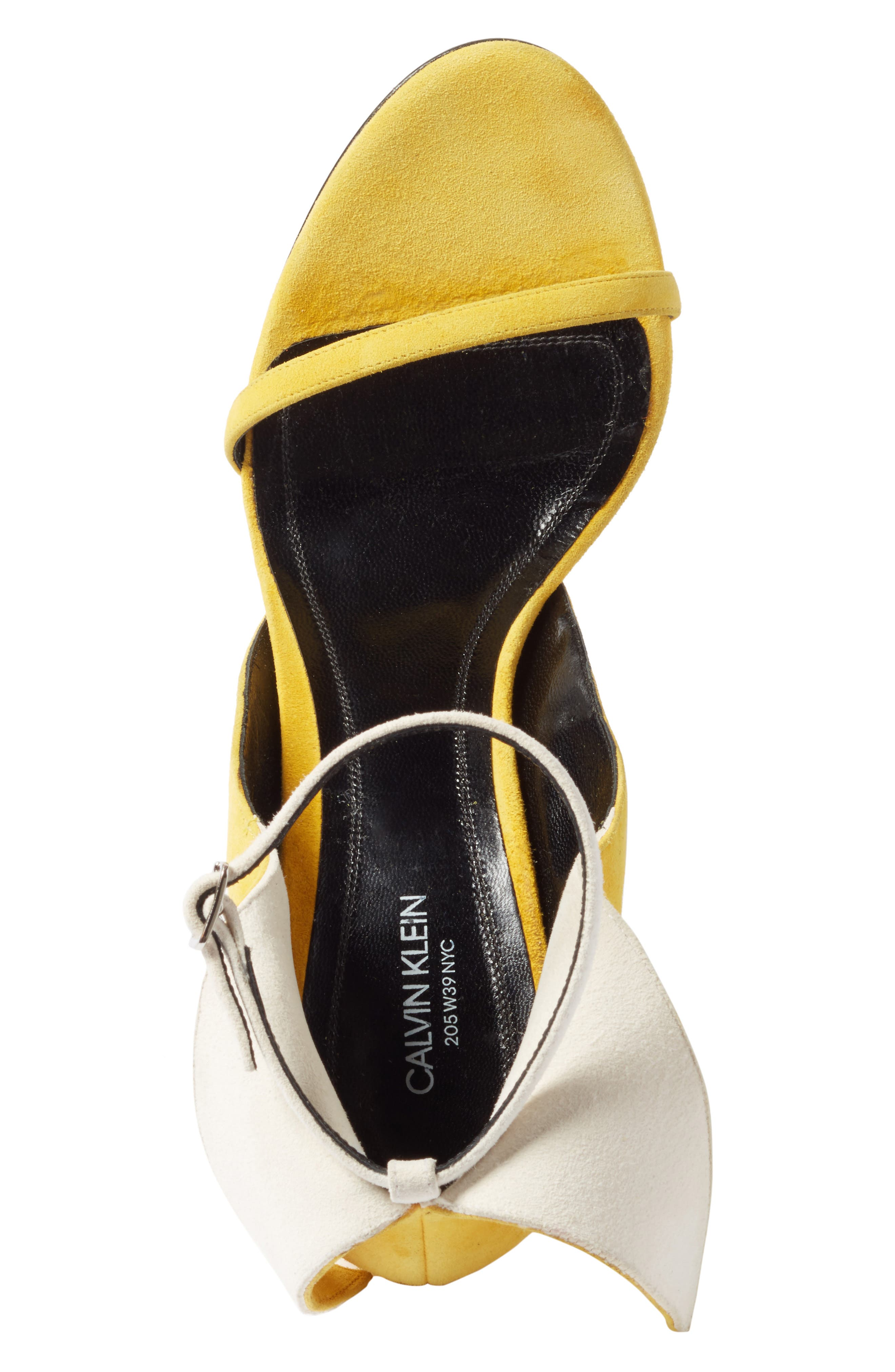 Alternate Image 5  - CALVIN KLEIN 205W39NYC Cammy Sandal (Women)