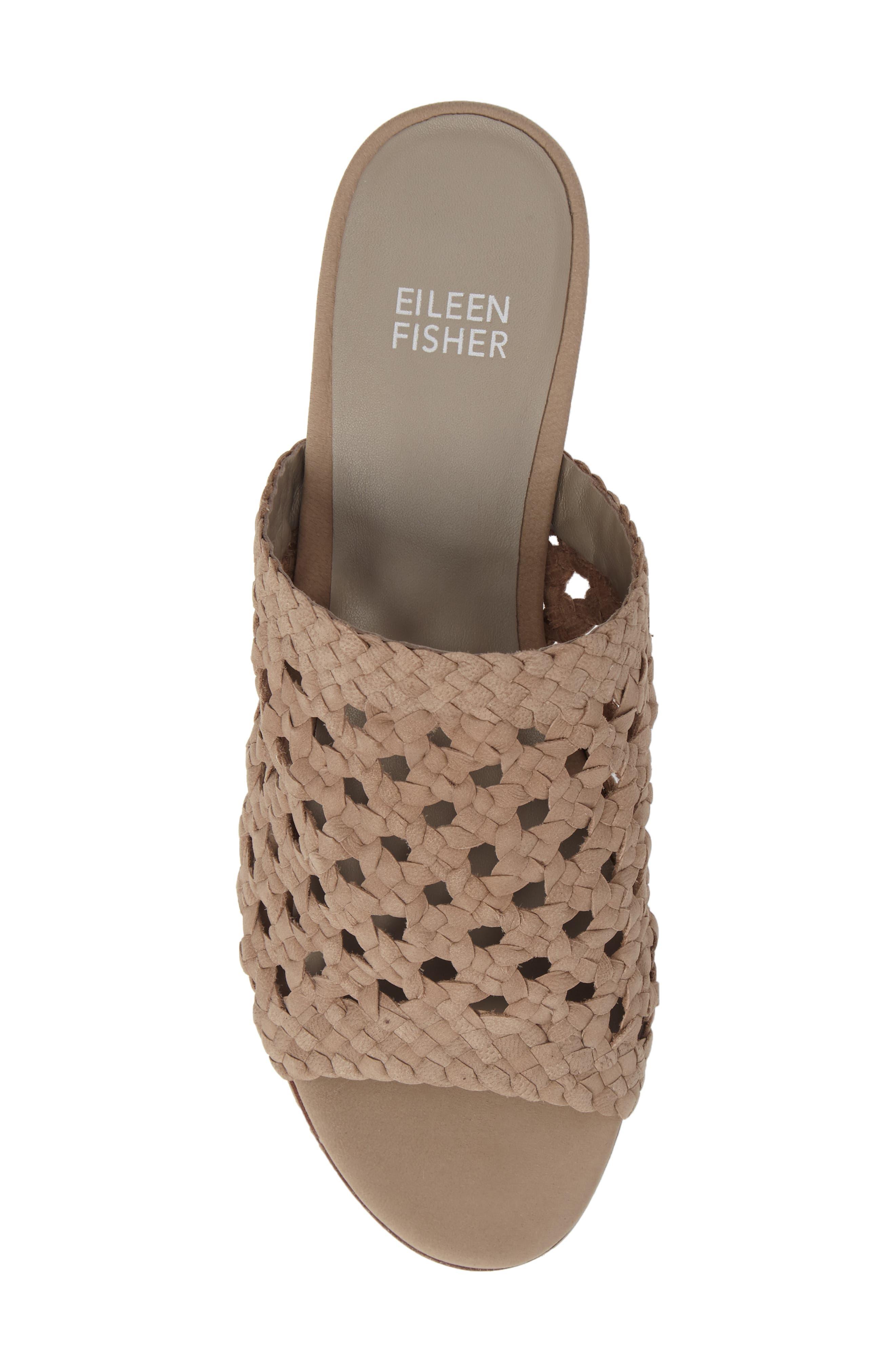 Alternate Image 5  - Eileen Fisher Aloe Slide Sandal (Women)
