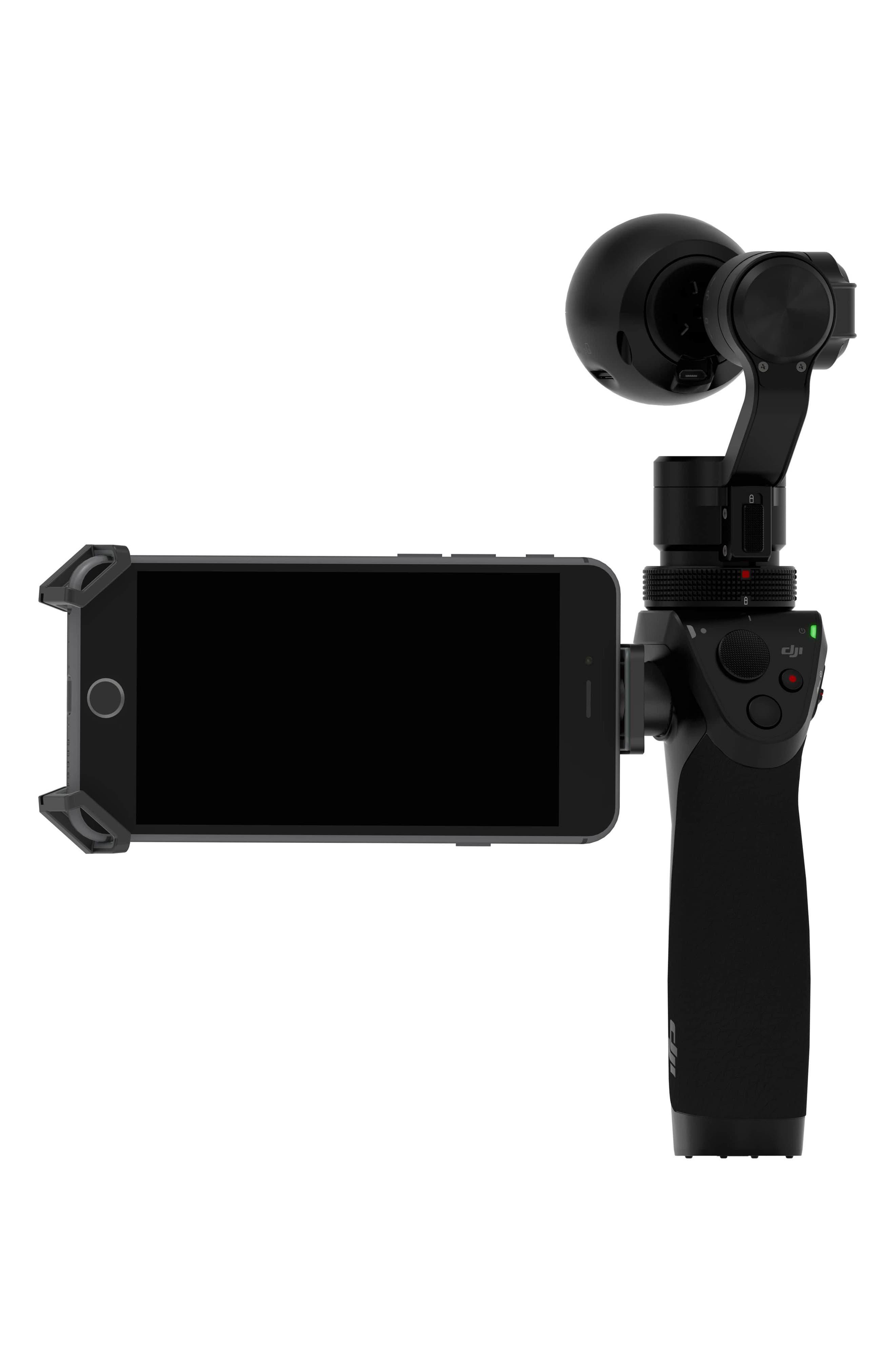 Alternate Image 2  - DJI Osmo Handheld Camera