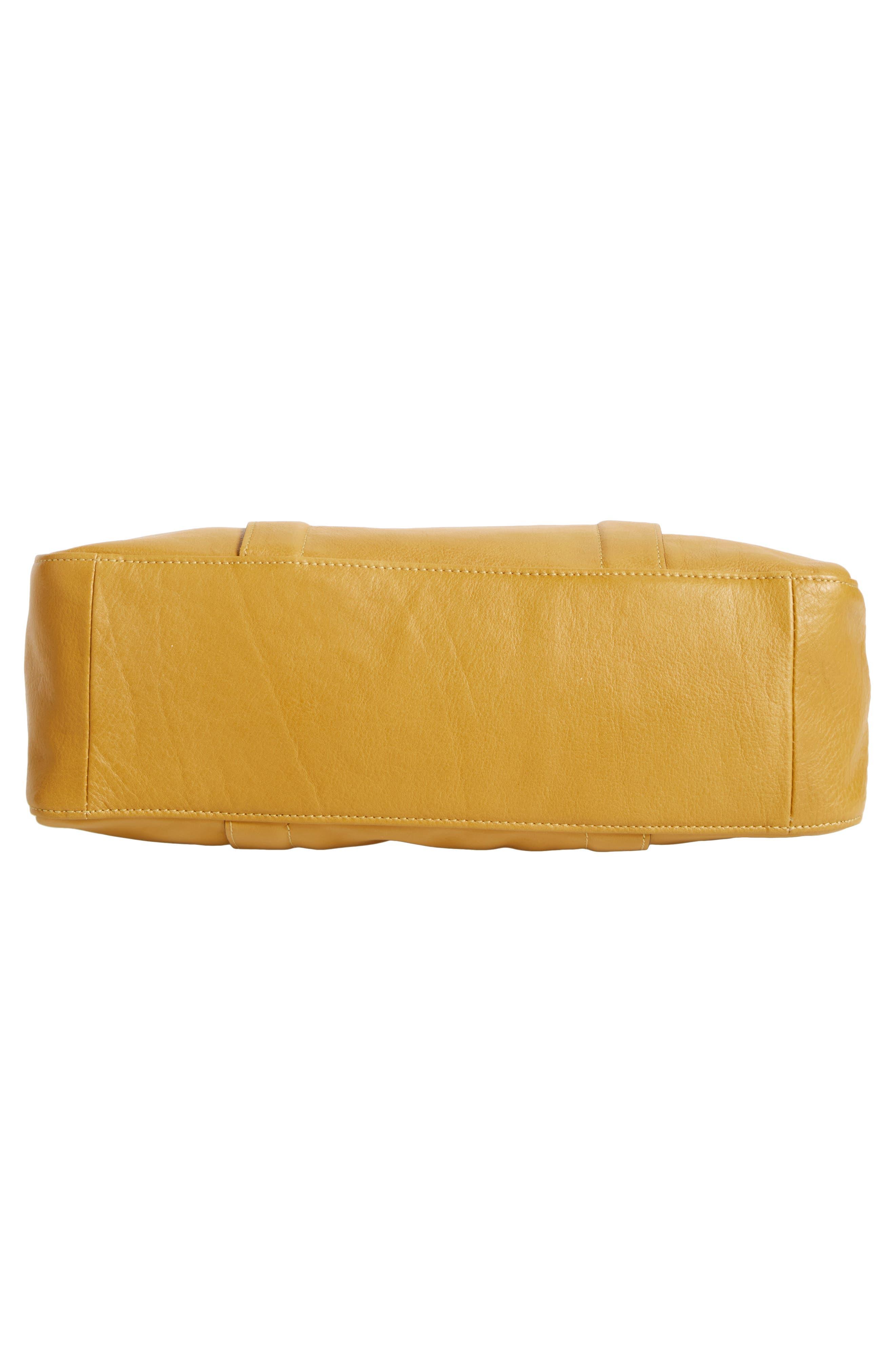 Alternate Image 5  - Longchamp 3D Leather Tote