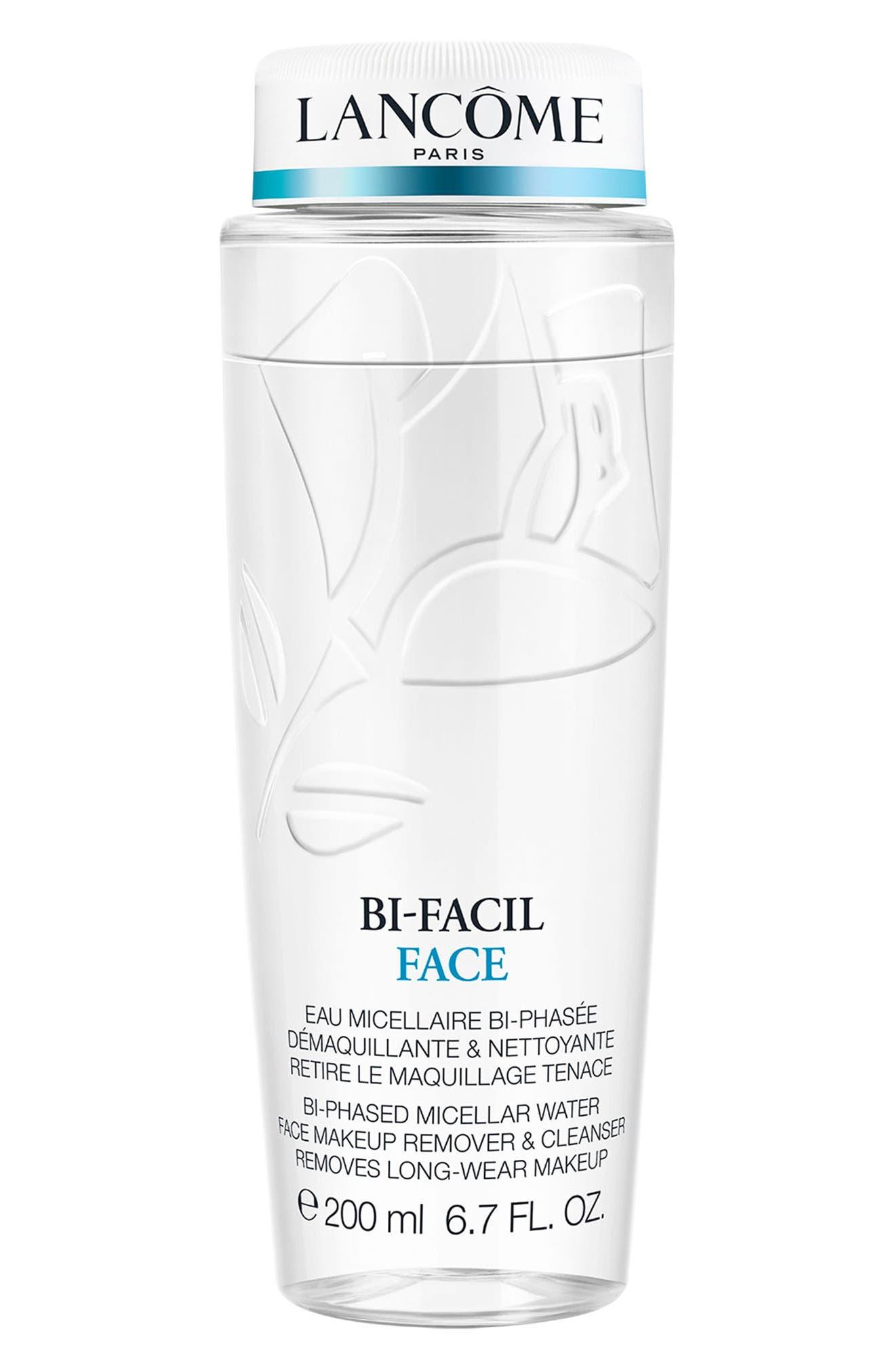Alternate Image 1 Selected - Lancôme Bi-Facil Face Bi-Phased Micellar Water