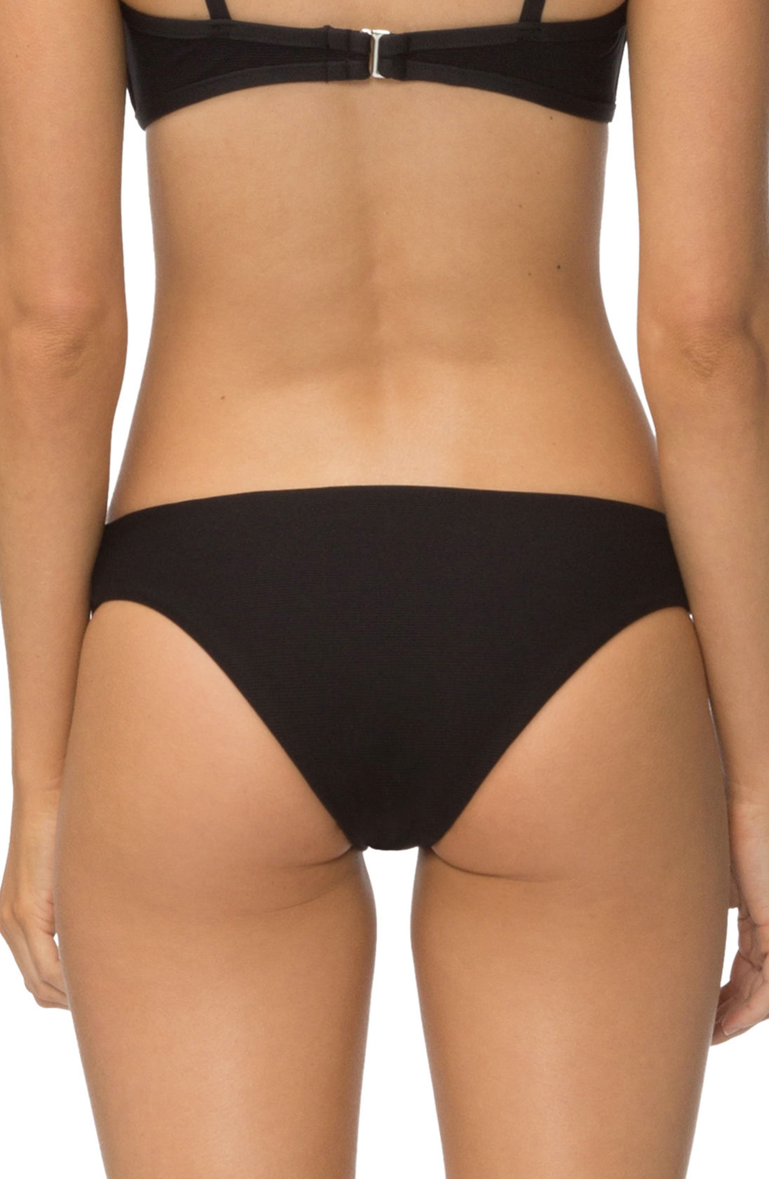 Alternate Image 2  - TAVIK Ali Ribbed Bikini Bottoms