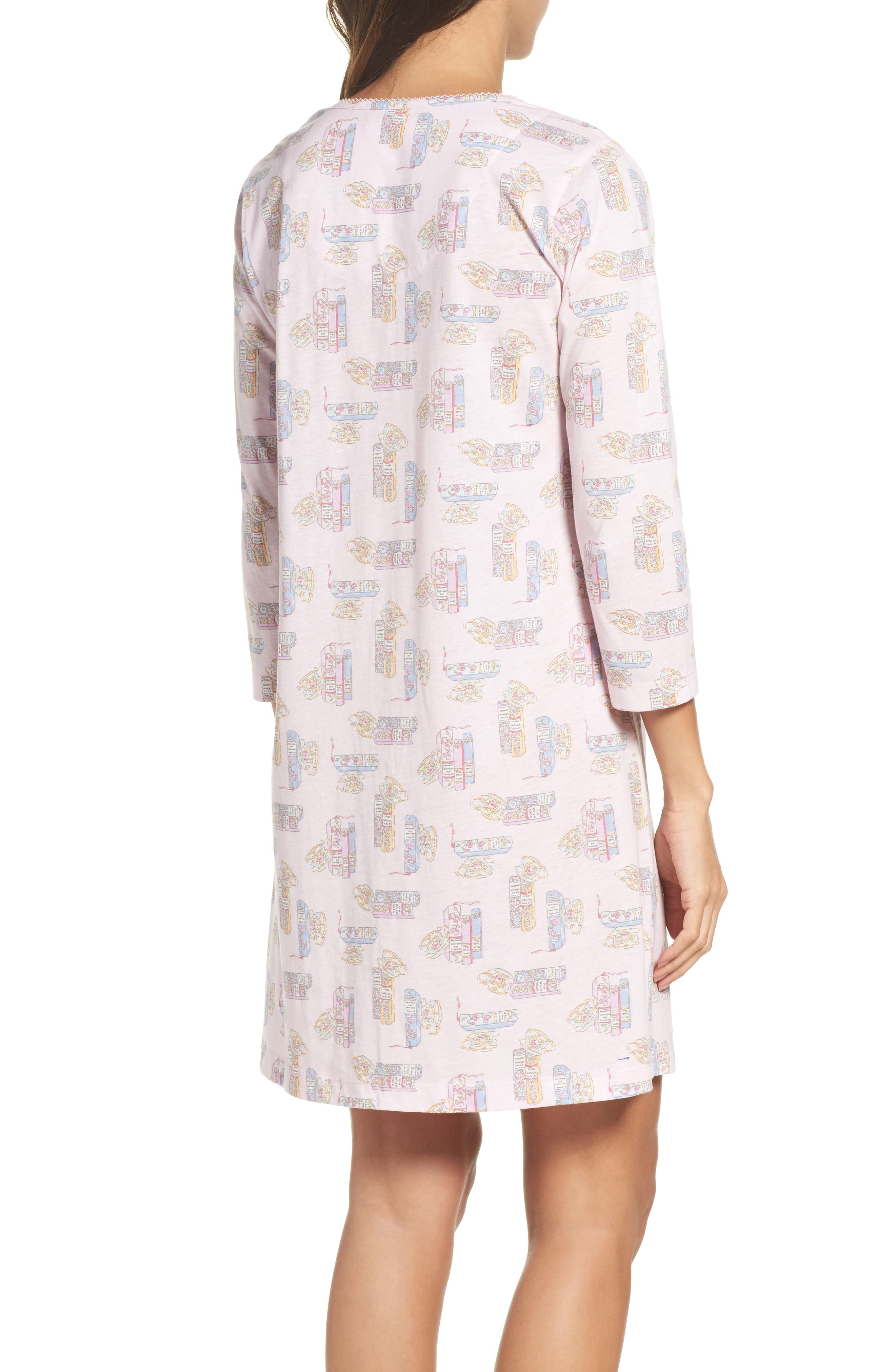 Alternate Image 2  - Carole Hochman Sleep Shirt