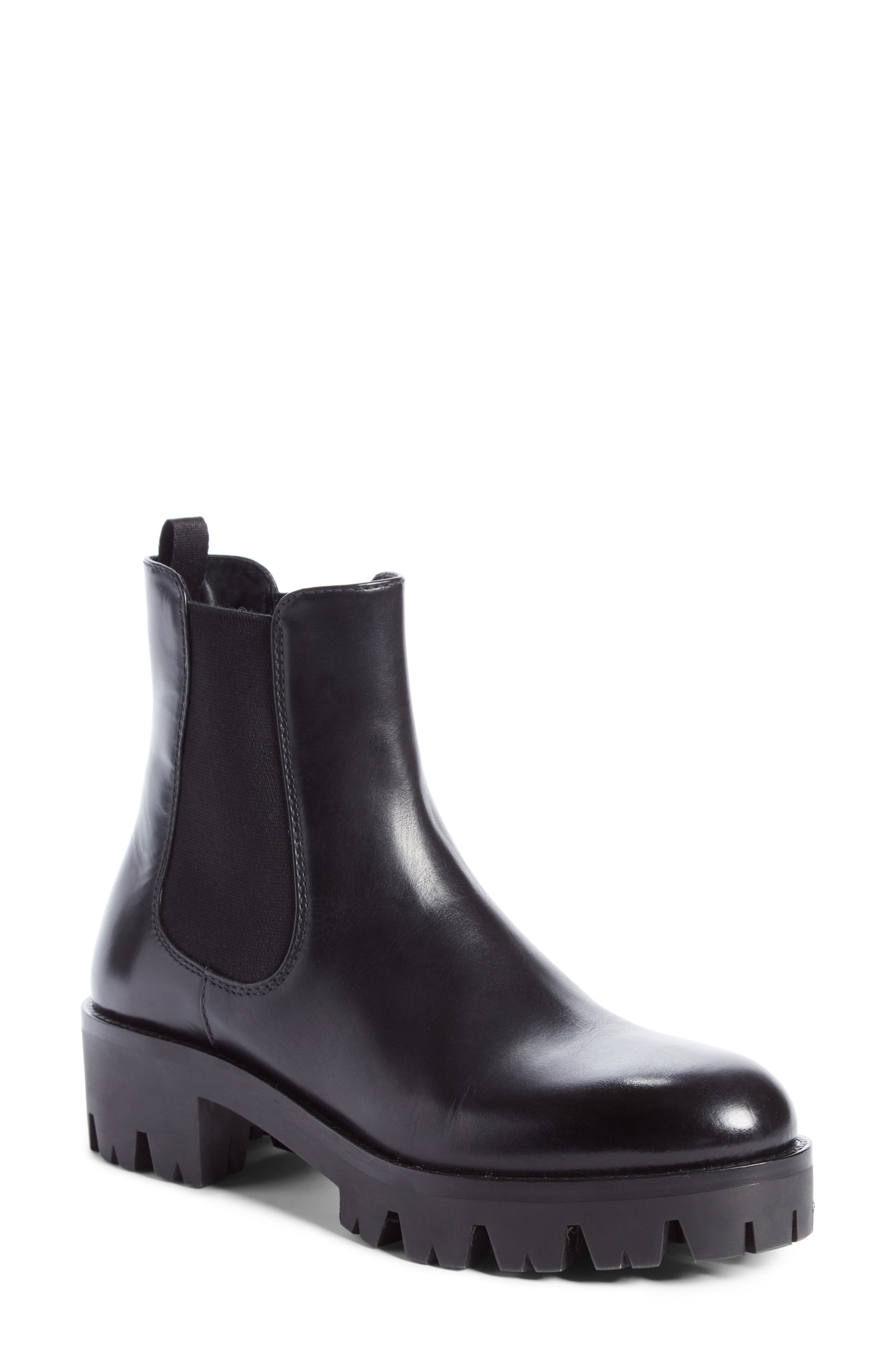 Alternate Image 1 Selected - Prada Chelsea Boot (Women)