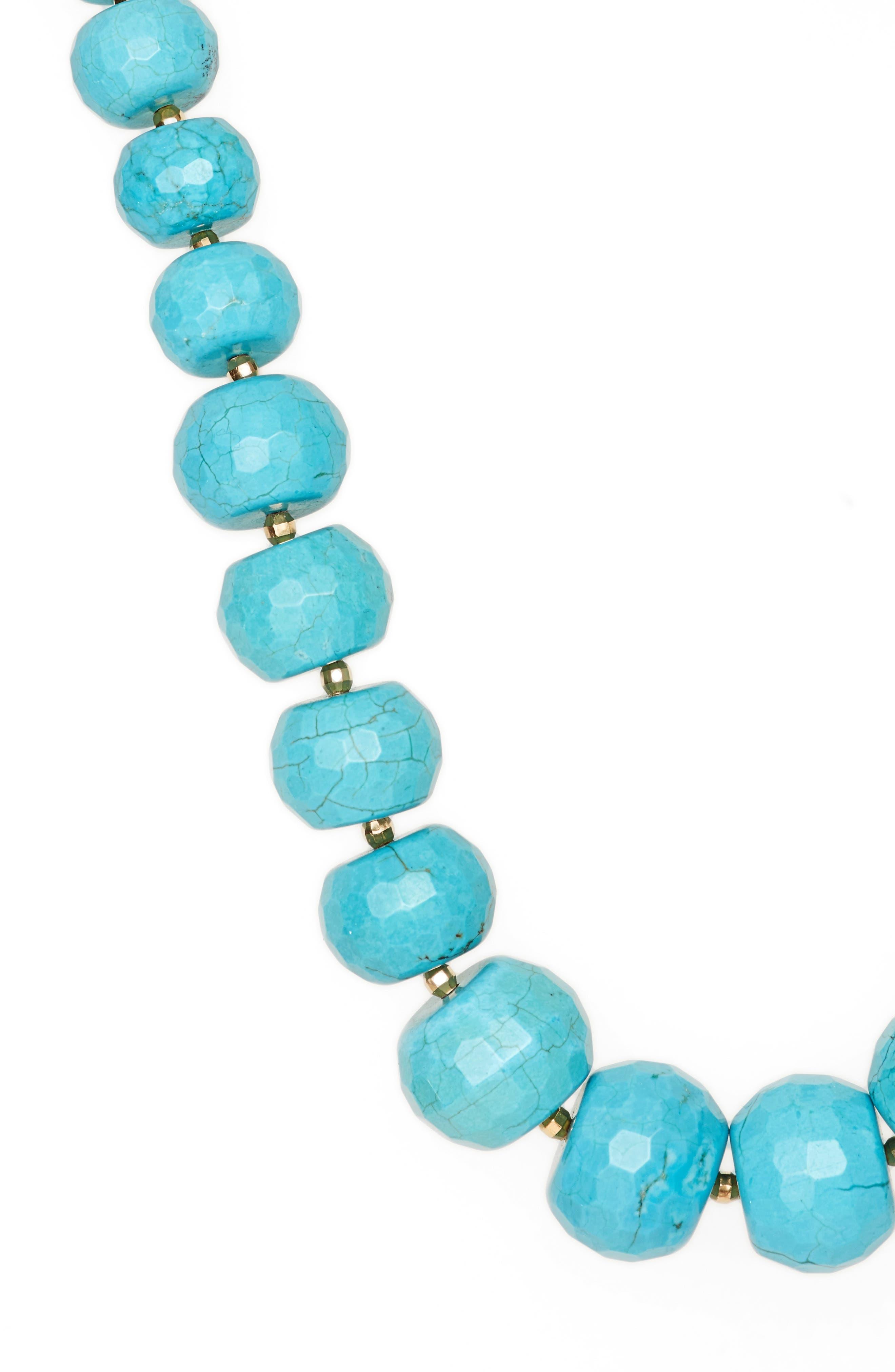 Alternate Image 2  - Chan Luu Adjustable Beaded Necklace