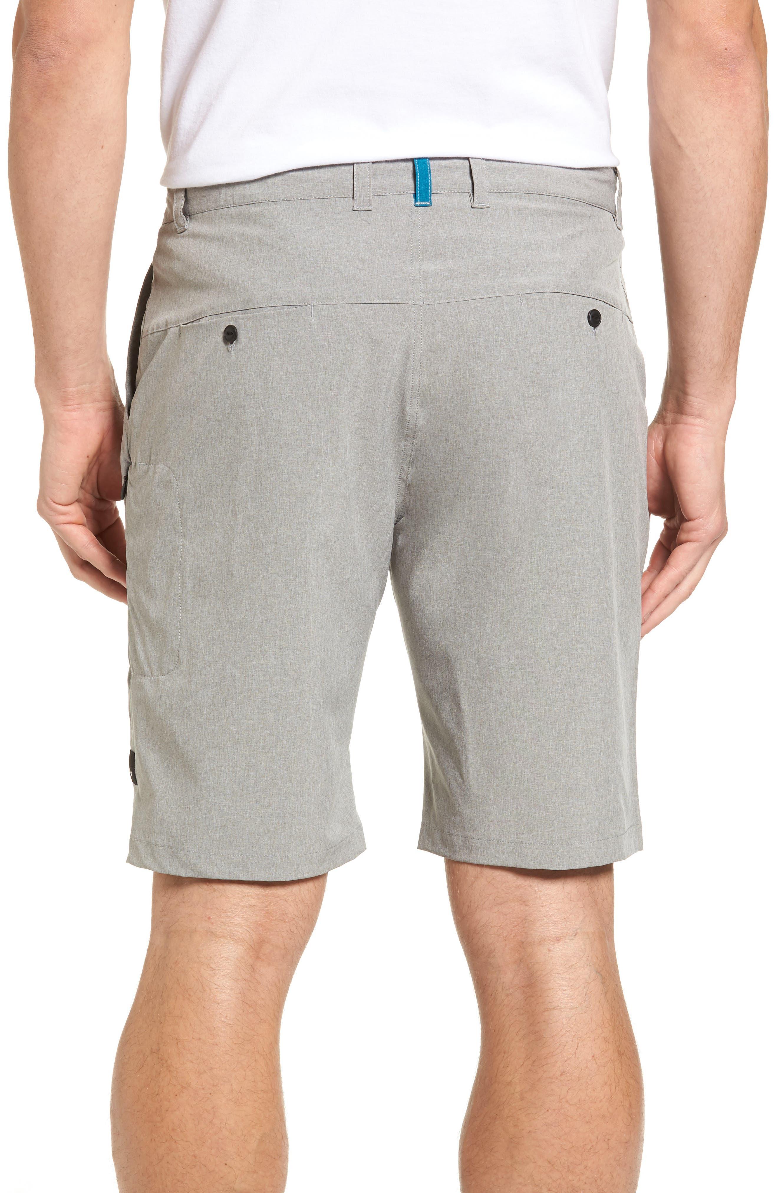 Freedom Carbon Cruiser Shorts,                             Alternate thumbnail 2, color,                             Grey