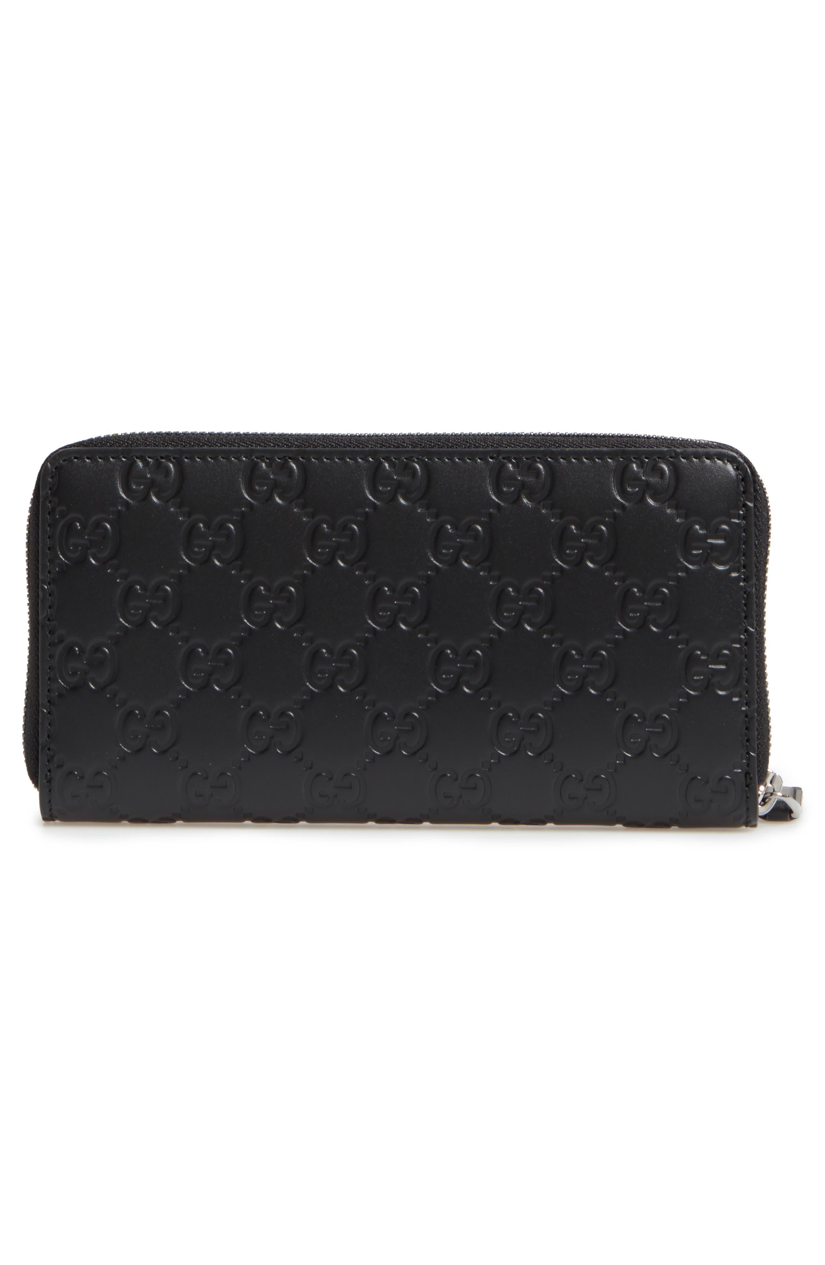 Alternate Image 2  - Gucci Avel Zip Wallet