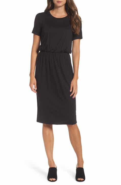 fc1f402e291dc Charles Henry T-Shirt Dress