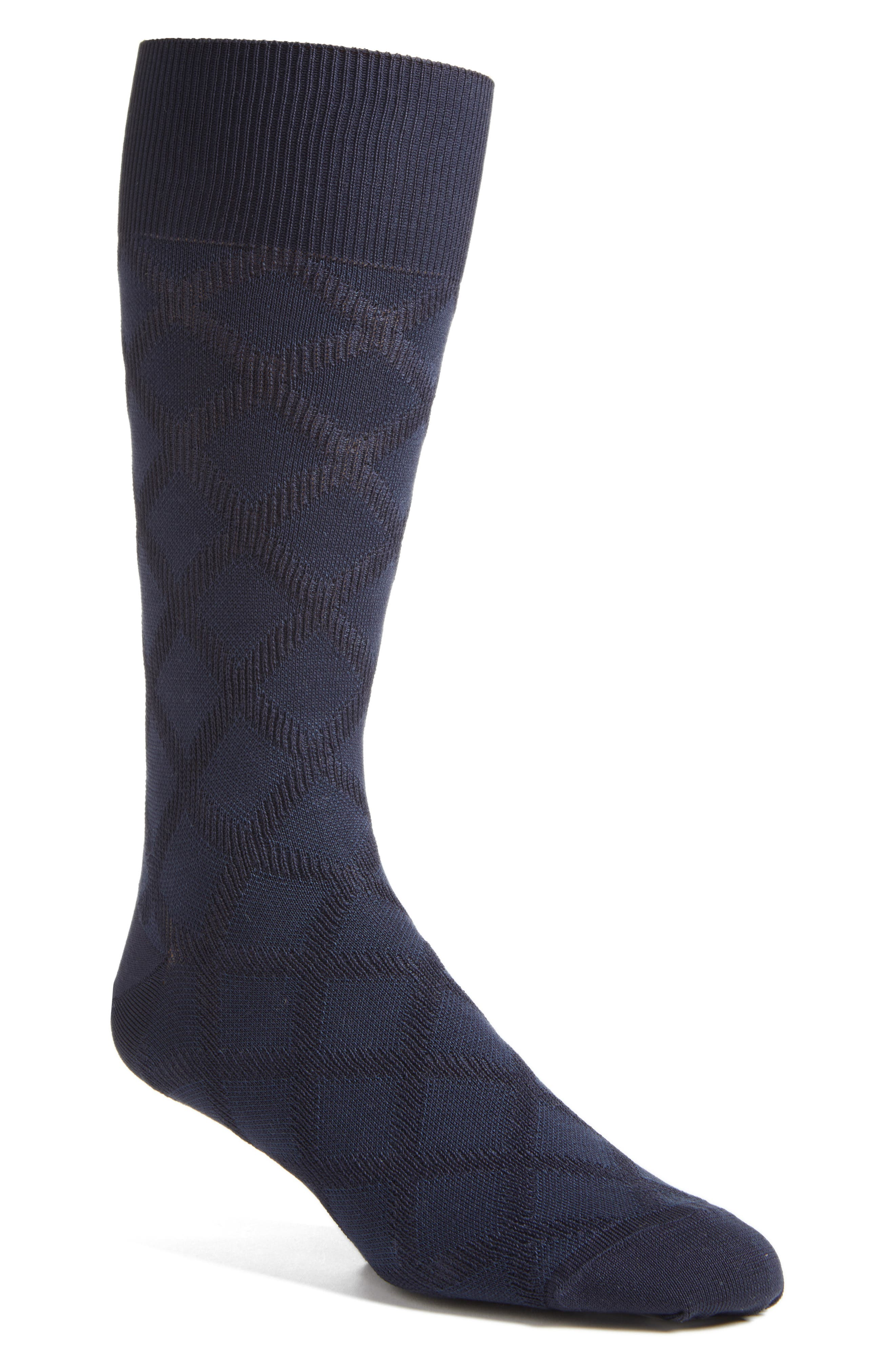 Alternate Image 1 Selected - John W. Nordstrom® Argyle Socks