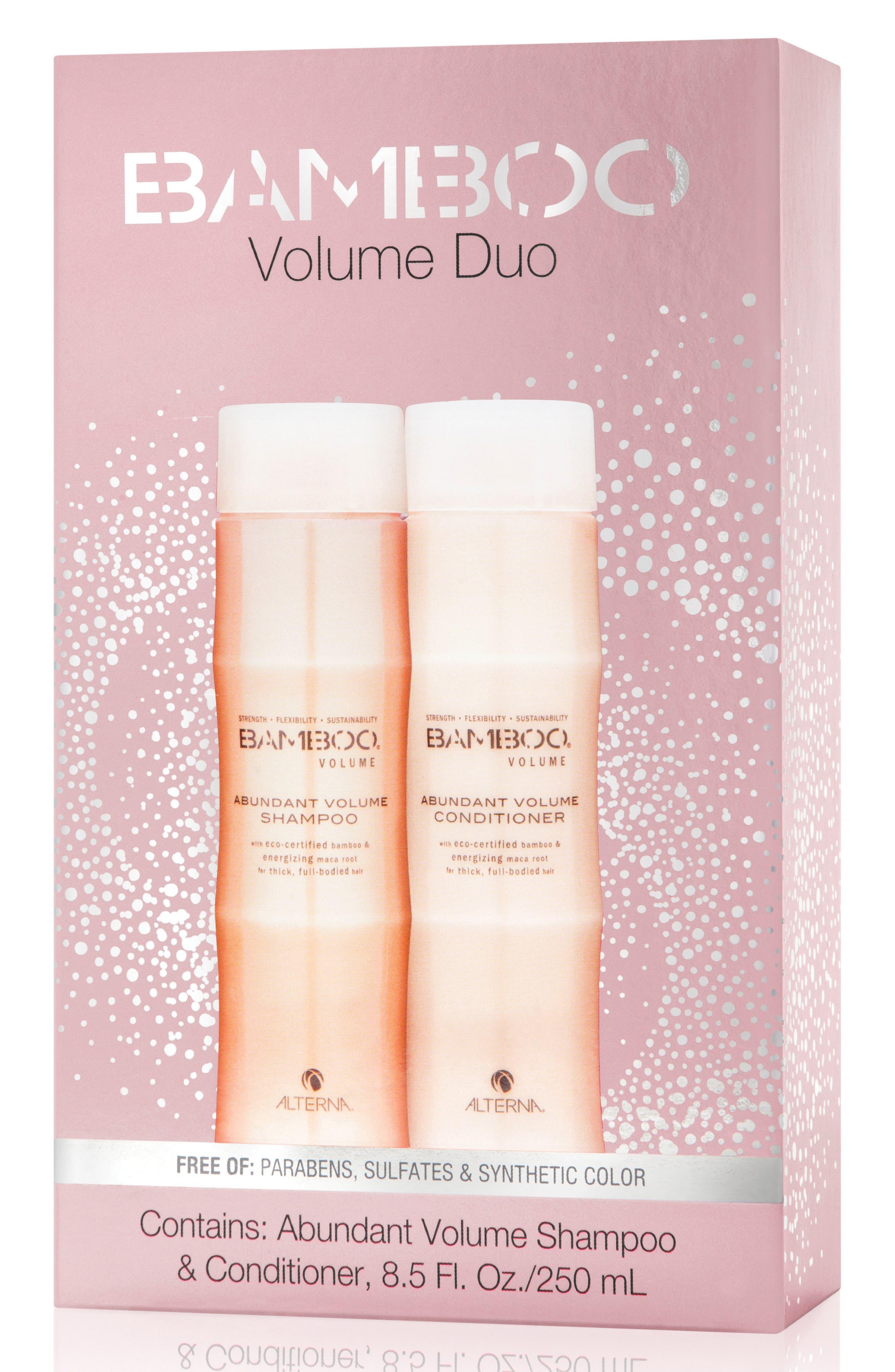 Main Image - ALTERNA® Bamboo Volume Duo ($44 Value)