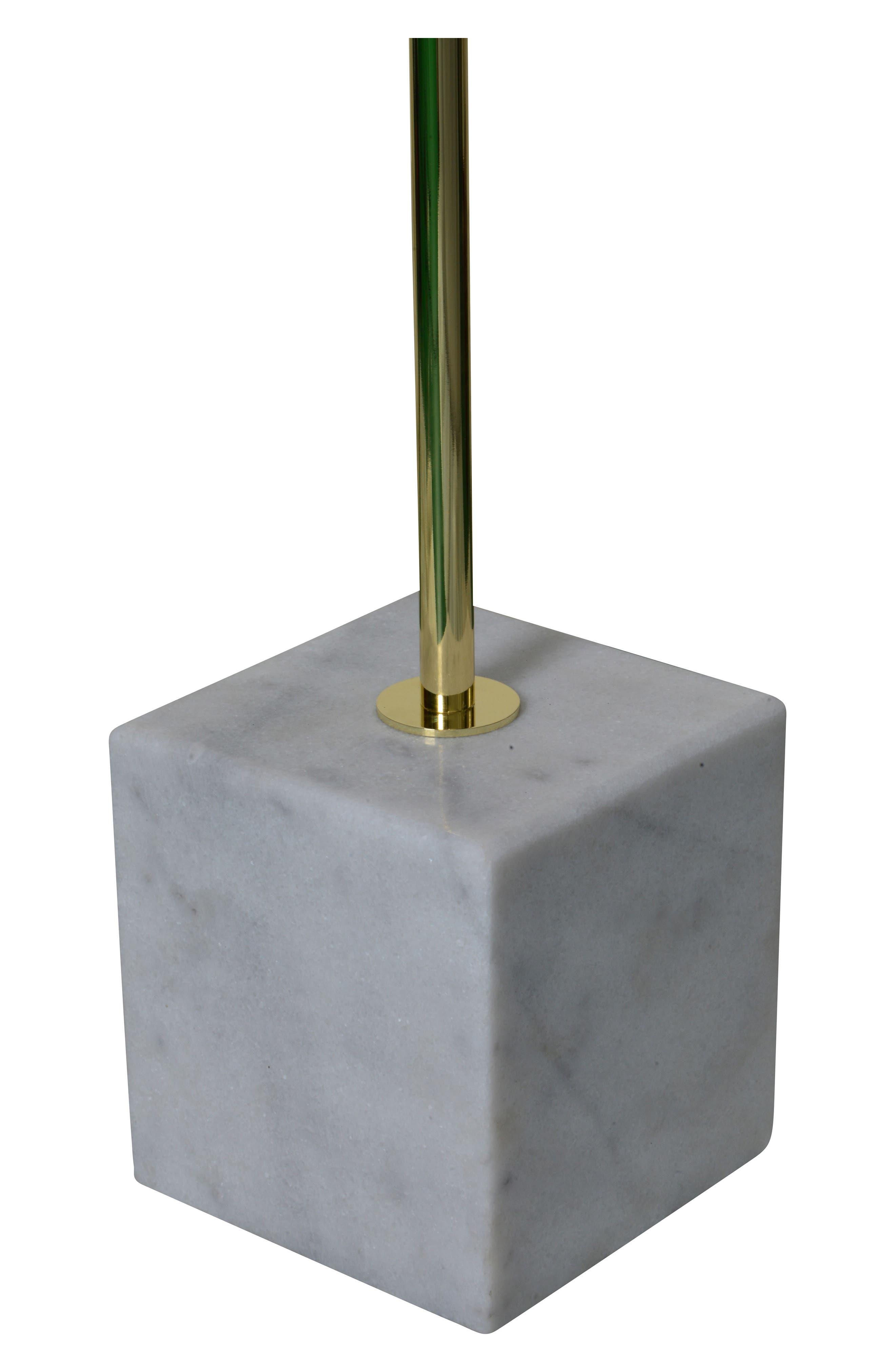 Polished Floor Lamp,                             Alternate thumbnail 3, color,                             Polished Brass