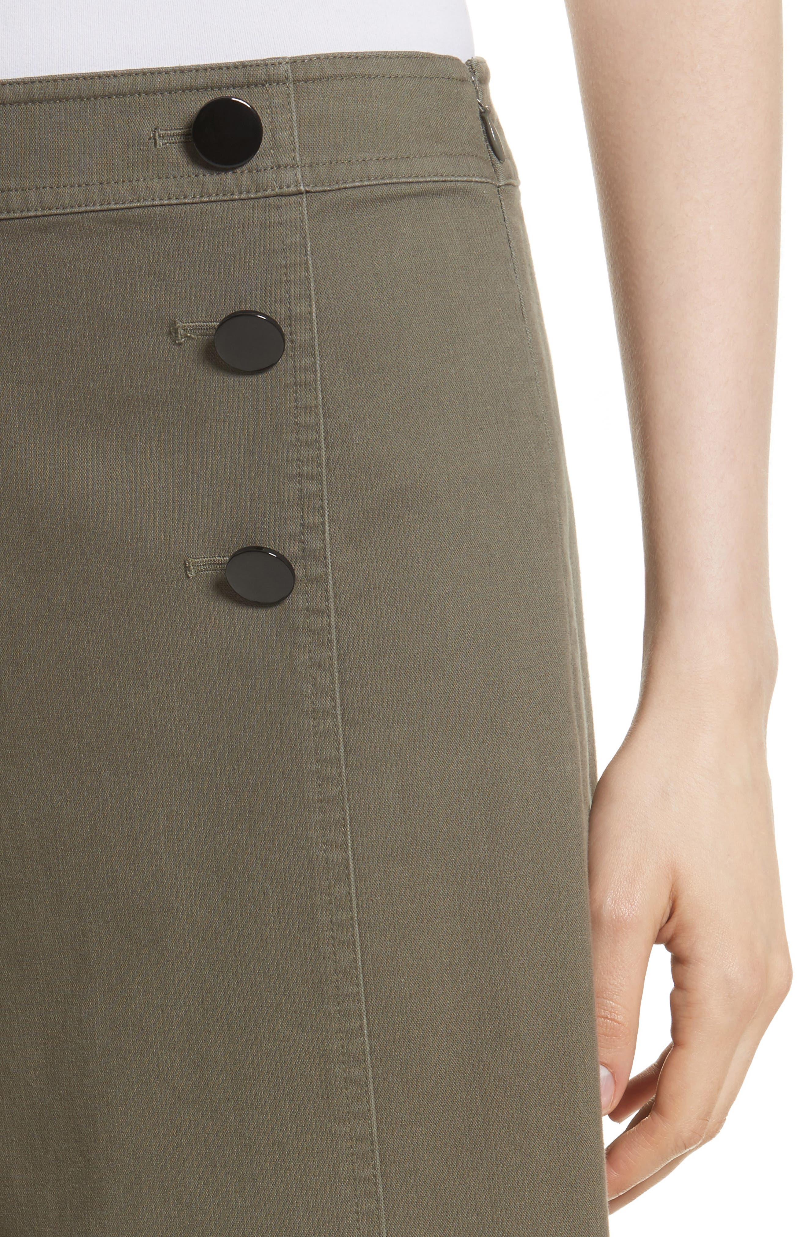Alternate Image 4  - kate spade new york crop military pants