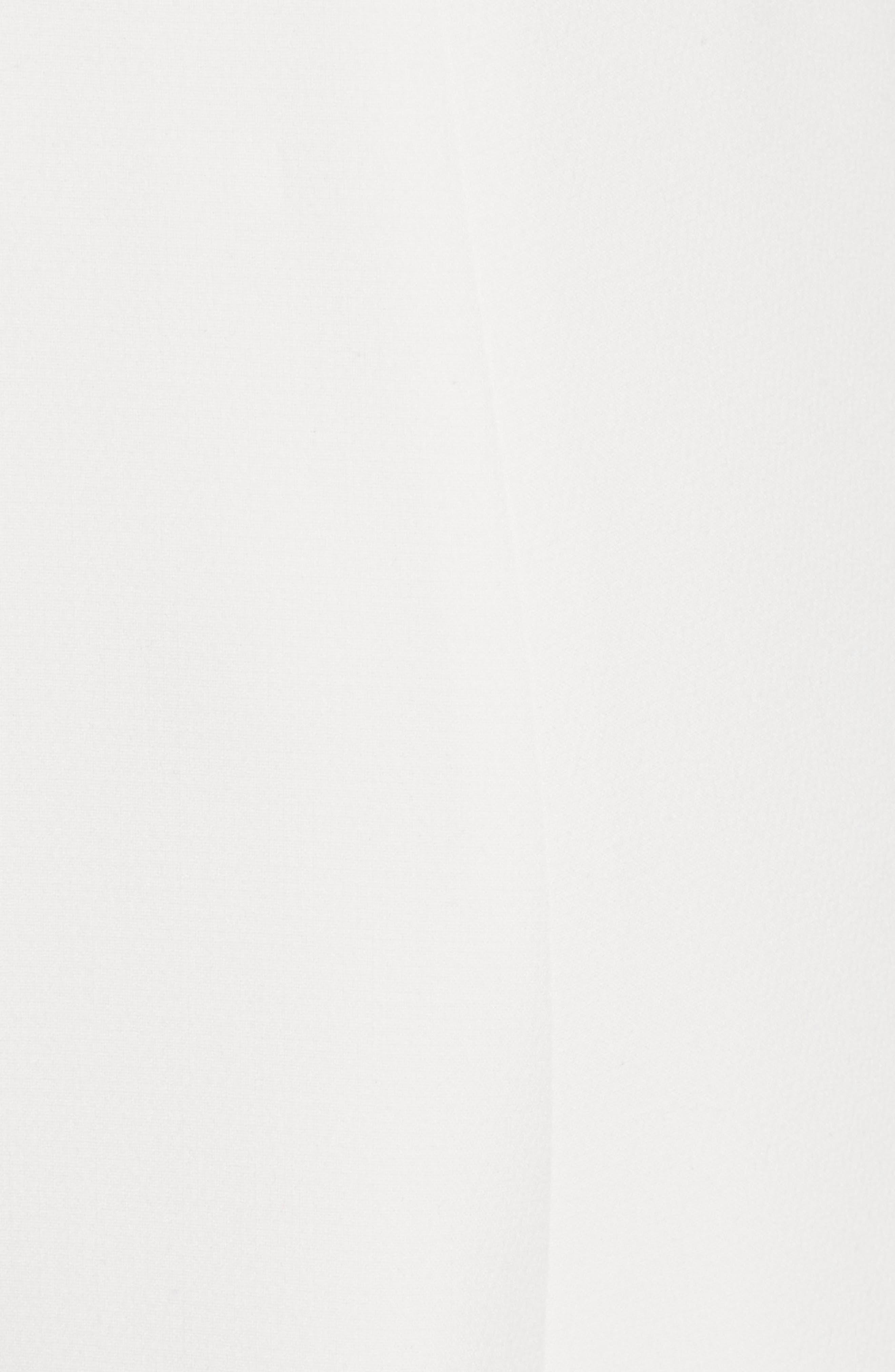Alternate Image 5  - Self-Portrait Cold Shoulder Asymmetrical Dress