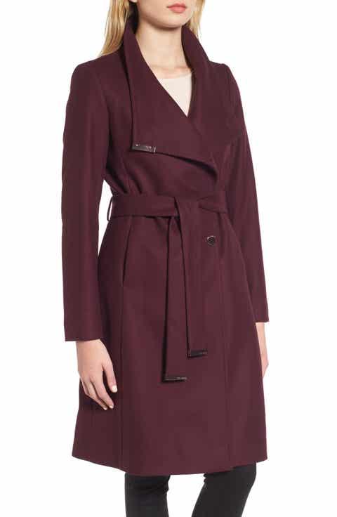 Women's Purple Wool Coats | Nordstrom | Nordstrom