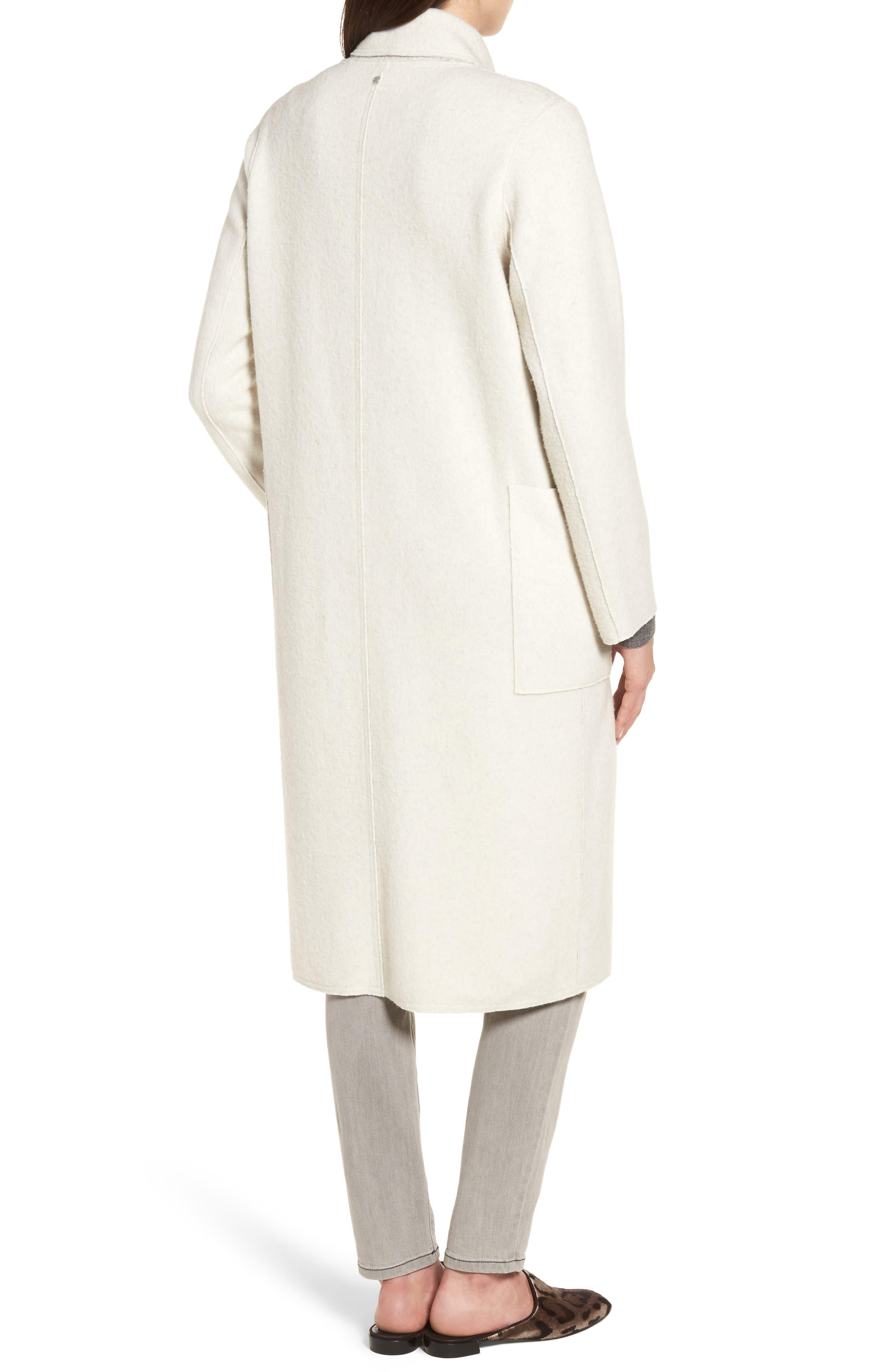 Alternate Image 2  - Sosken Brushed Duster Coat